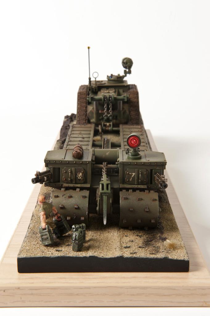 Imperial Guard, Leman Russ, Tank Transporter, Transport, Truck