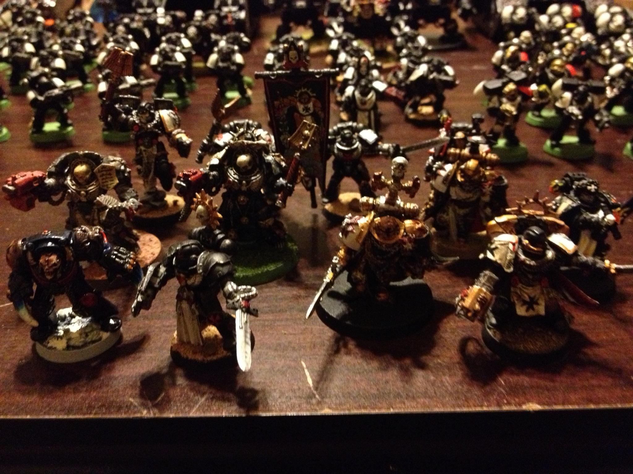 Black Templars, Grimaldus
