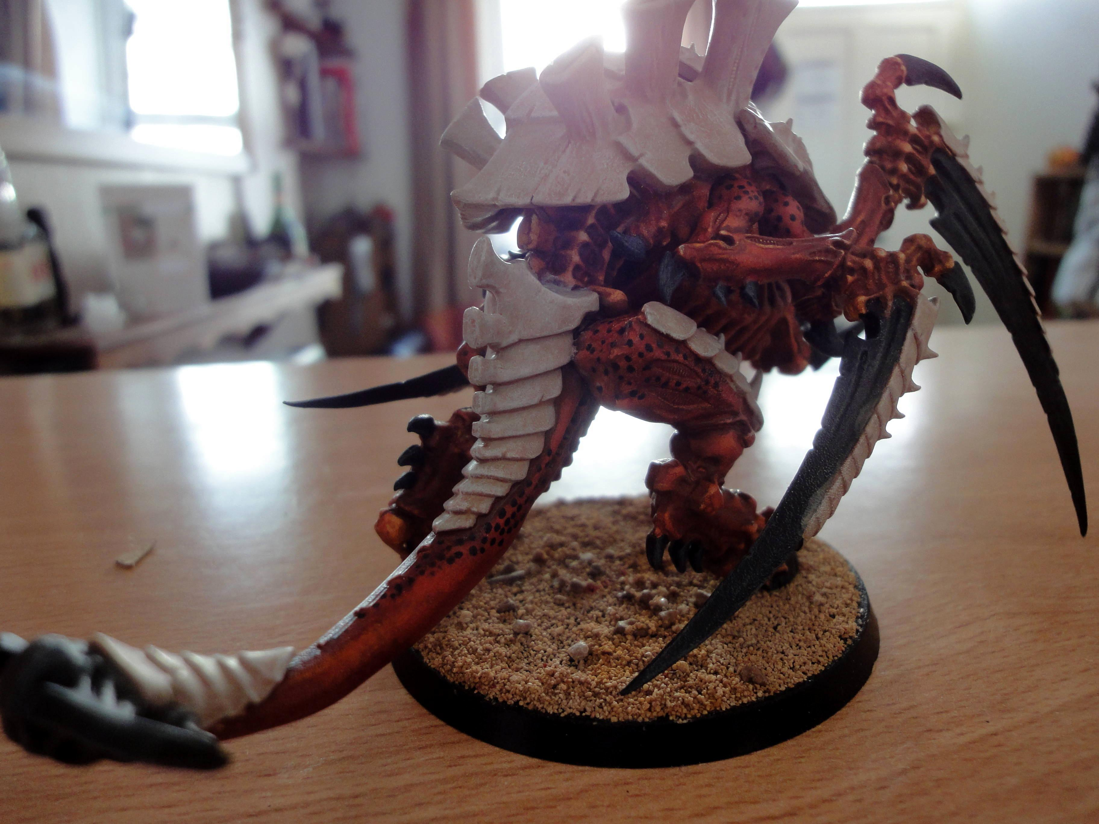 Armor, Carnifex, Chitin, Hive Fleet Cerberus, Magnet, Magnetised, Monster, Monsterous Creature, Talons, Tyranids