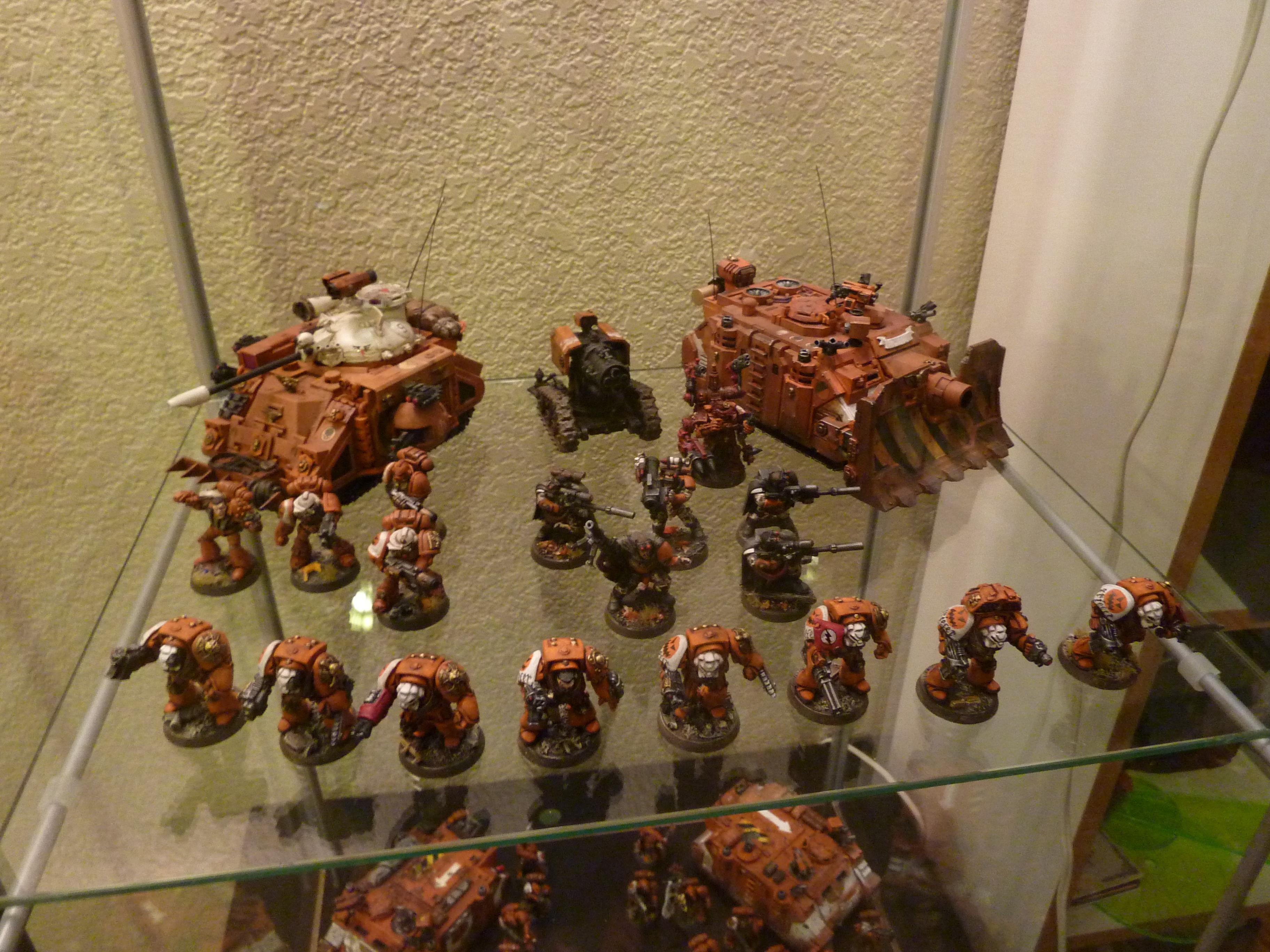 Cavedweller, Cave_dweller, Space Marines, Warhammer 40,000