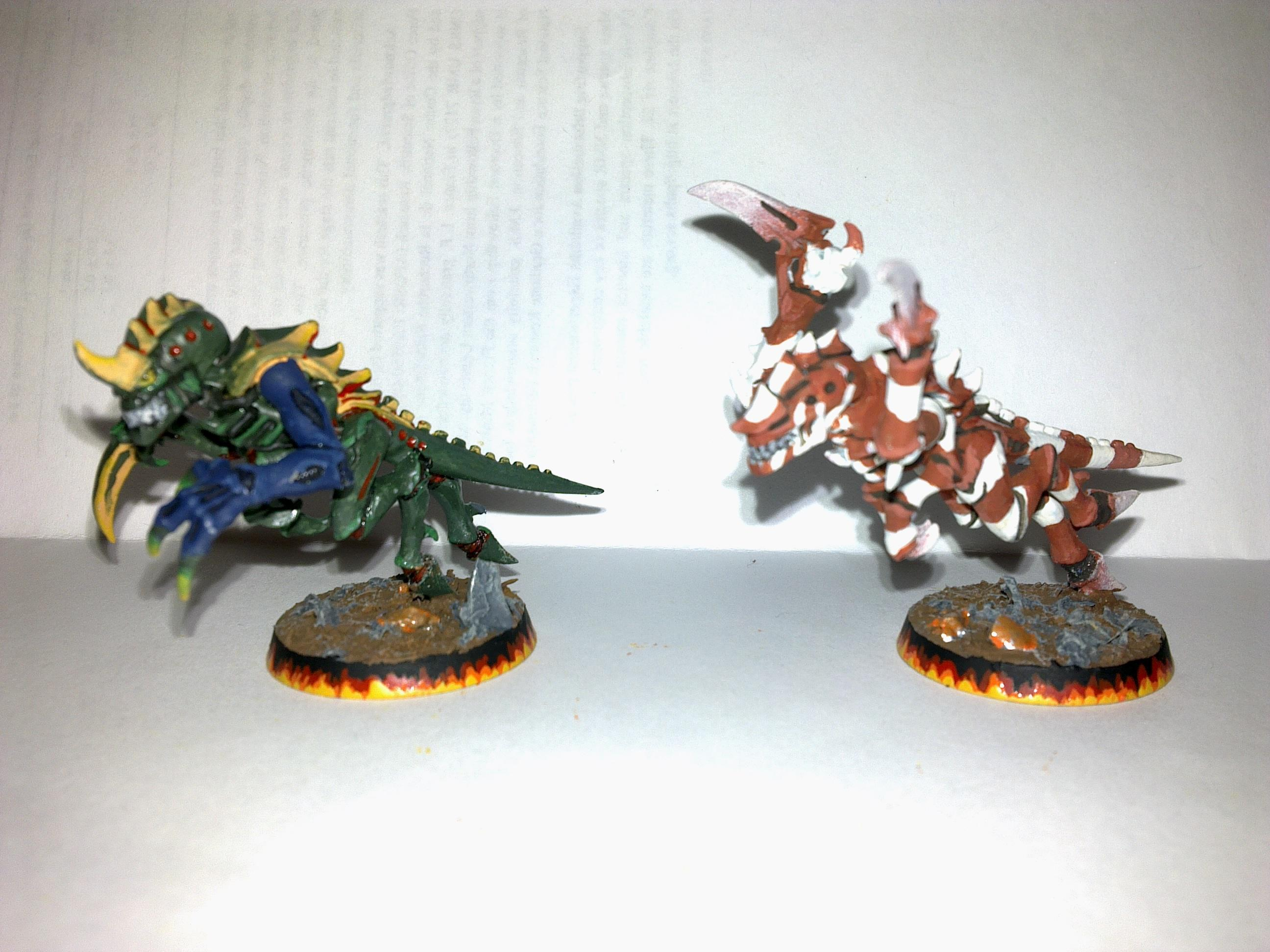 Conversion, Gaunt, Hormagaunts, Rending Claws, Tyrannid