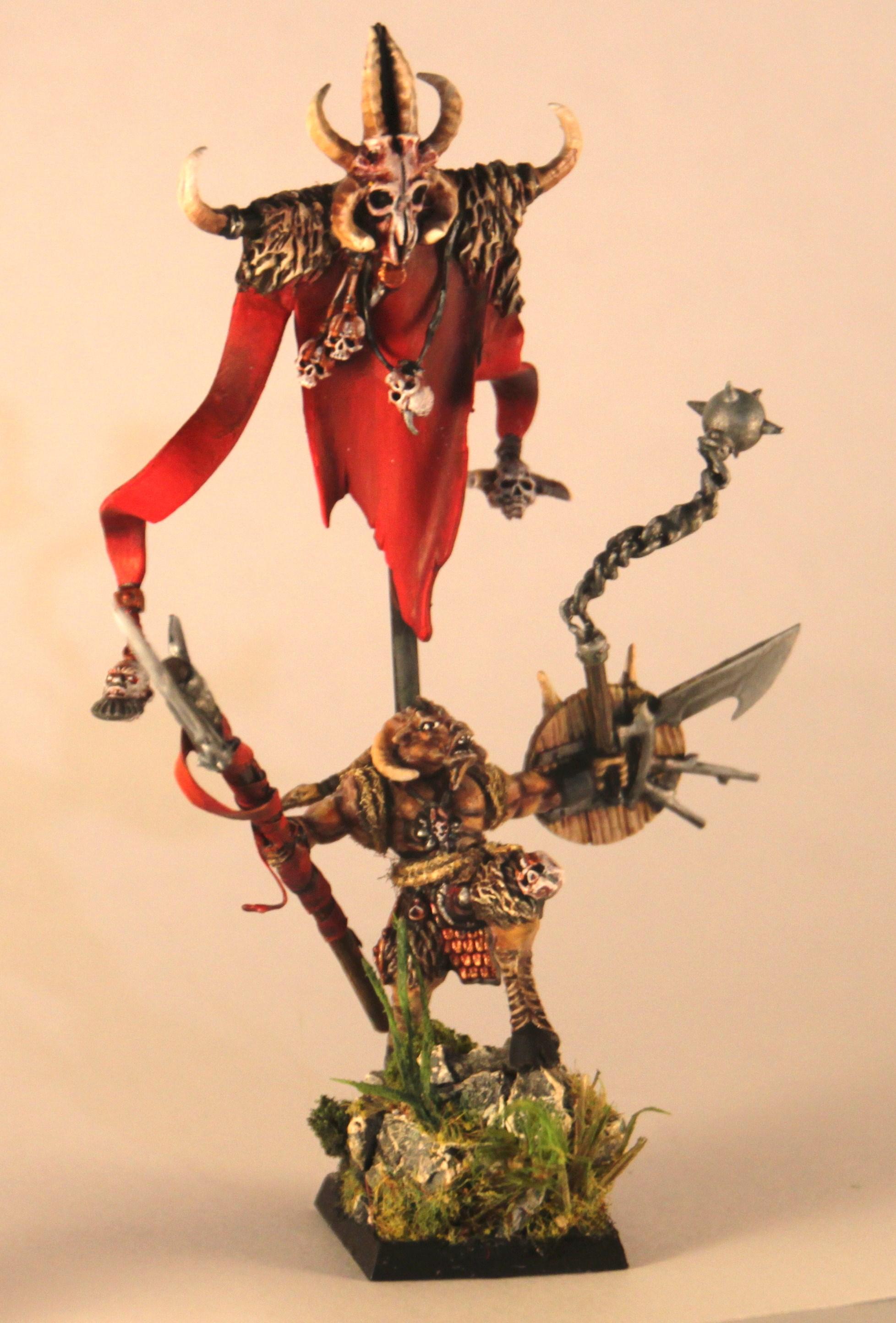 Beastmen, Warhammer Fantasy