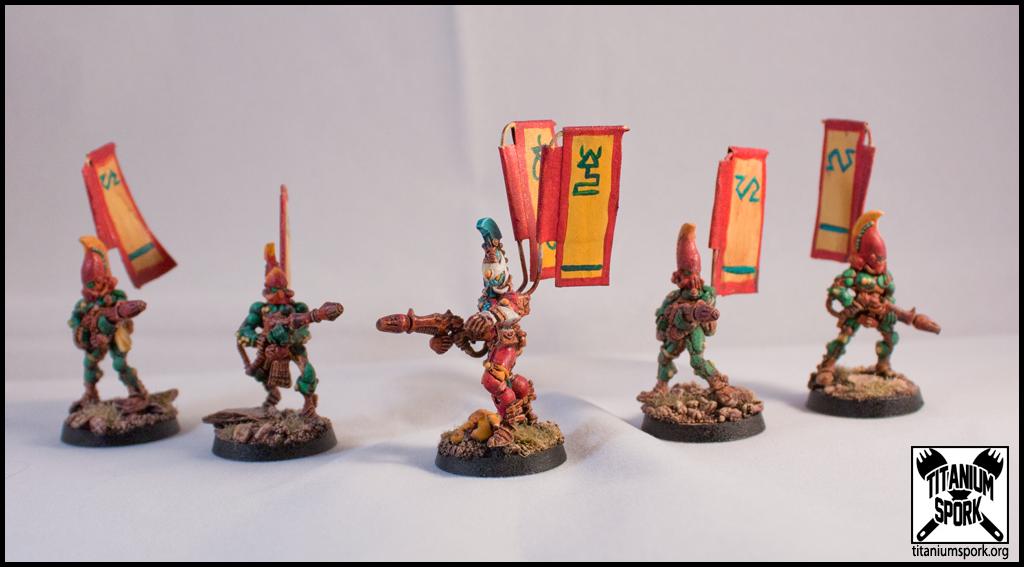 Craftworld, Eldar, Fire Dragon, Rokugnar