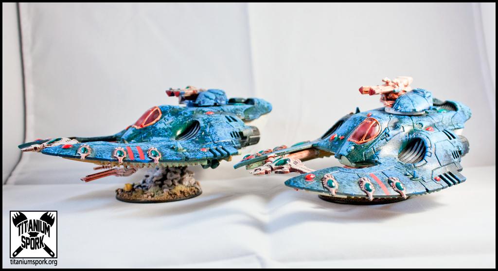 Craftworld, Eldar, Rokugnar, Wave Serpents