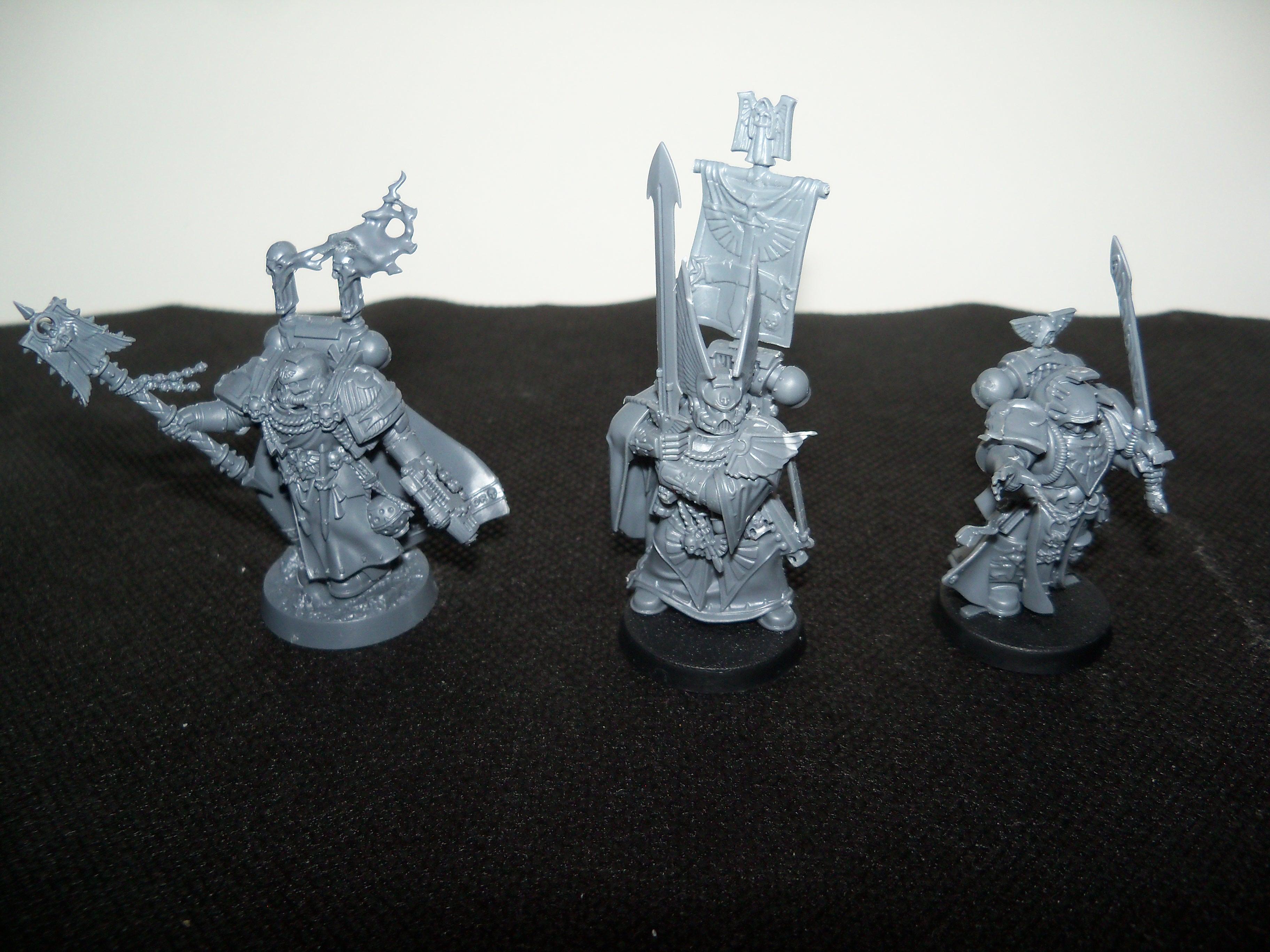 Dark Angels, Space Marines, Warhammer 40'000, Warhammer 40,000