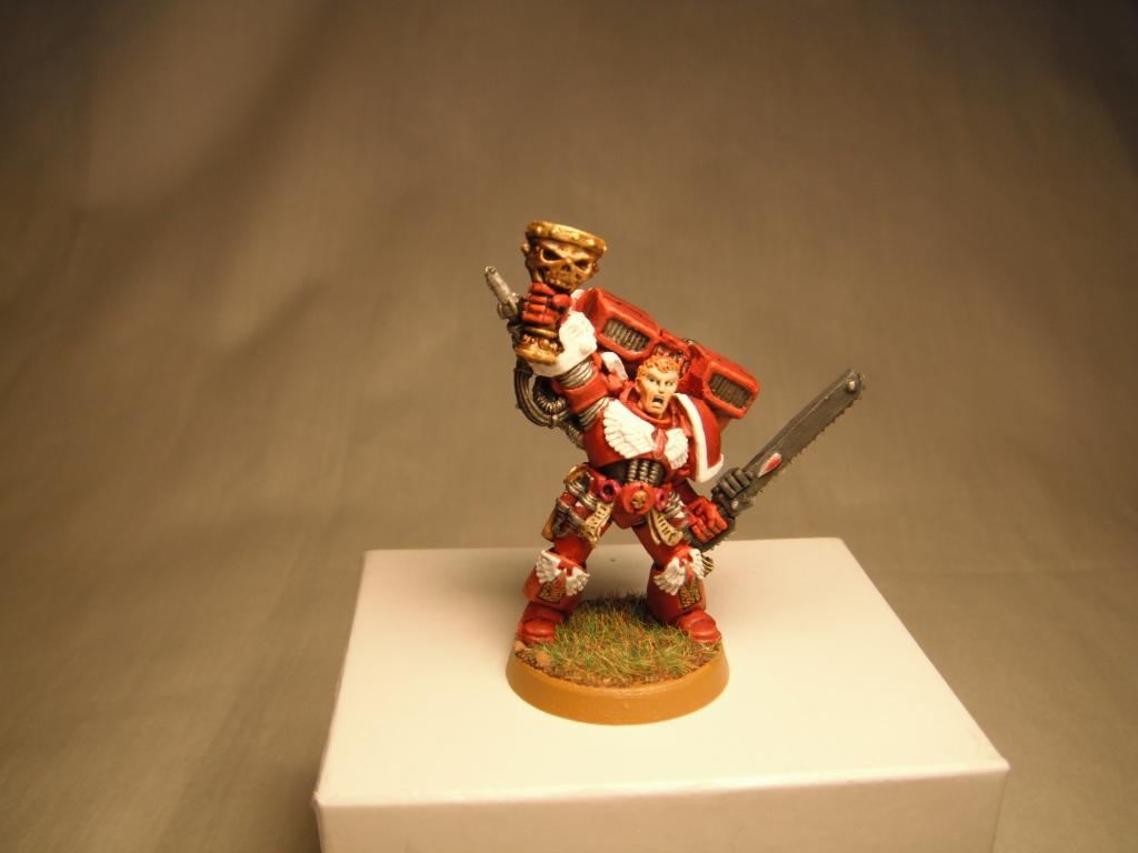 Blood Angels, Corbulo, Sanguinary Priest