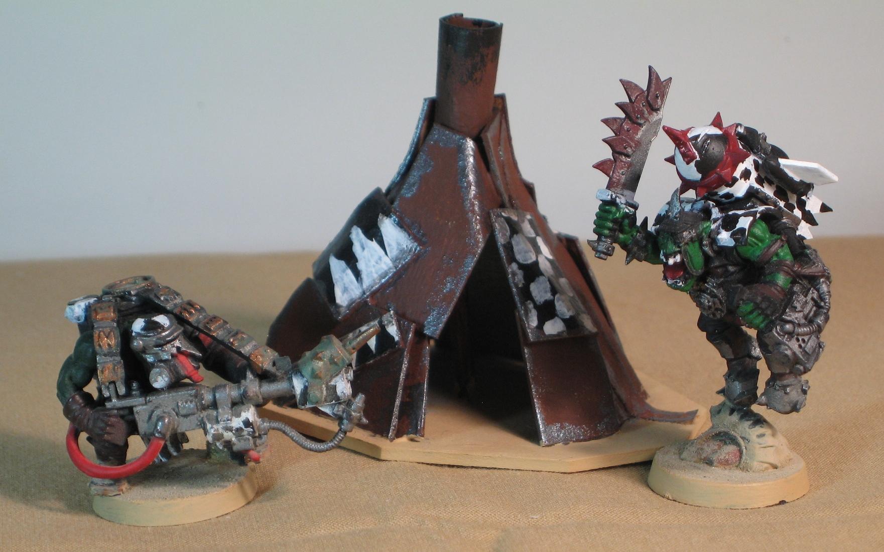 Burna Boyz, Goff, Orcs, Stormboyz