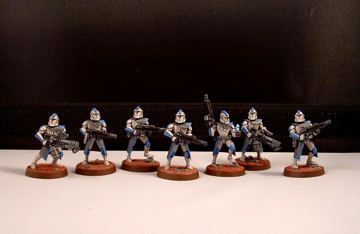 Clone Trooper, Clone Wars, Star Wars
