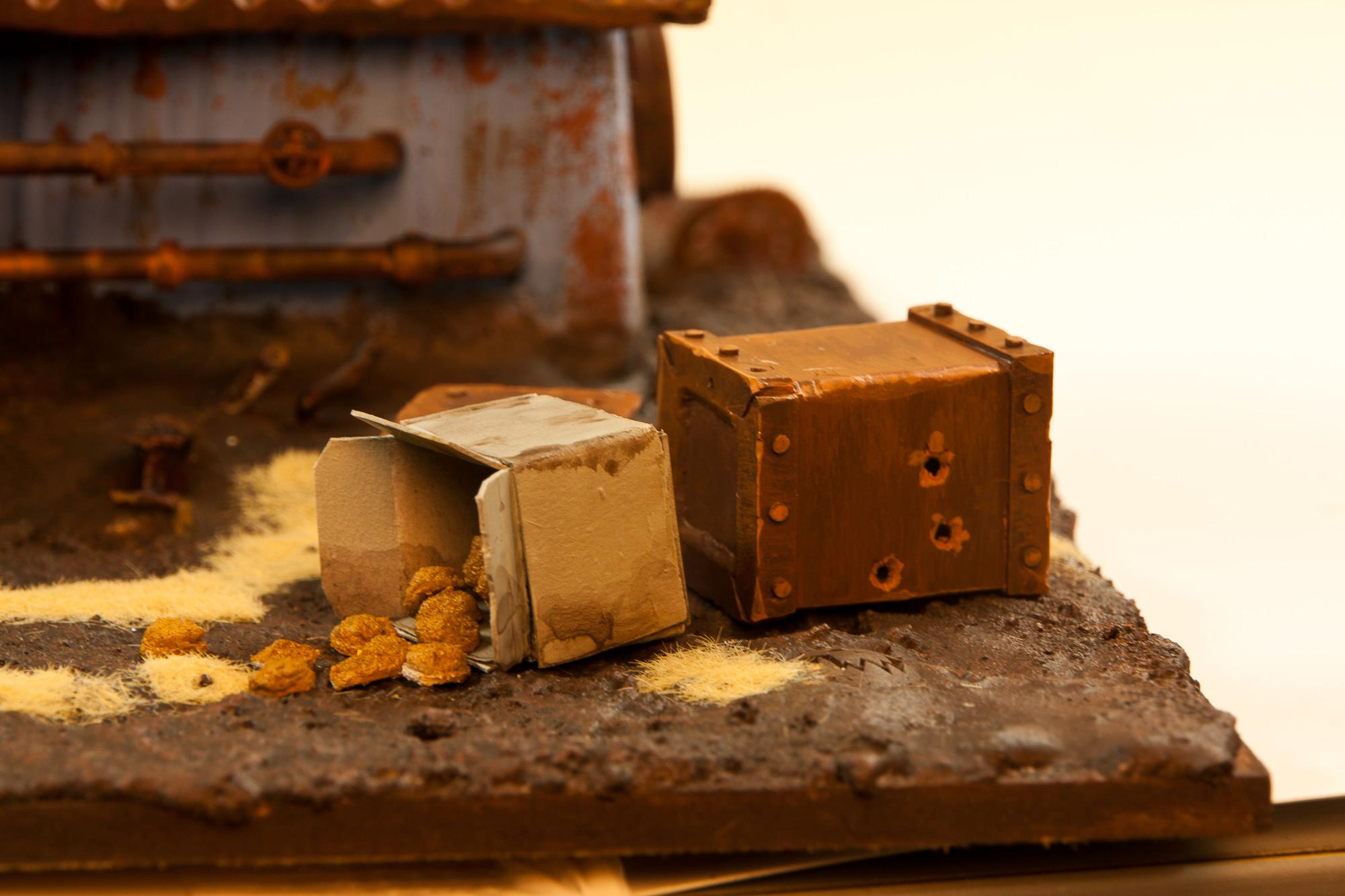 Competition, Cookie, Orks, Package, Rust, Terrain
