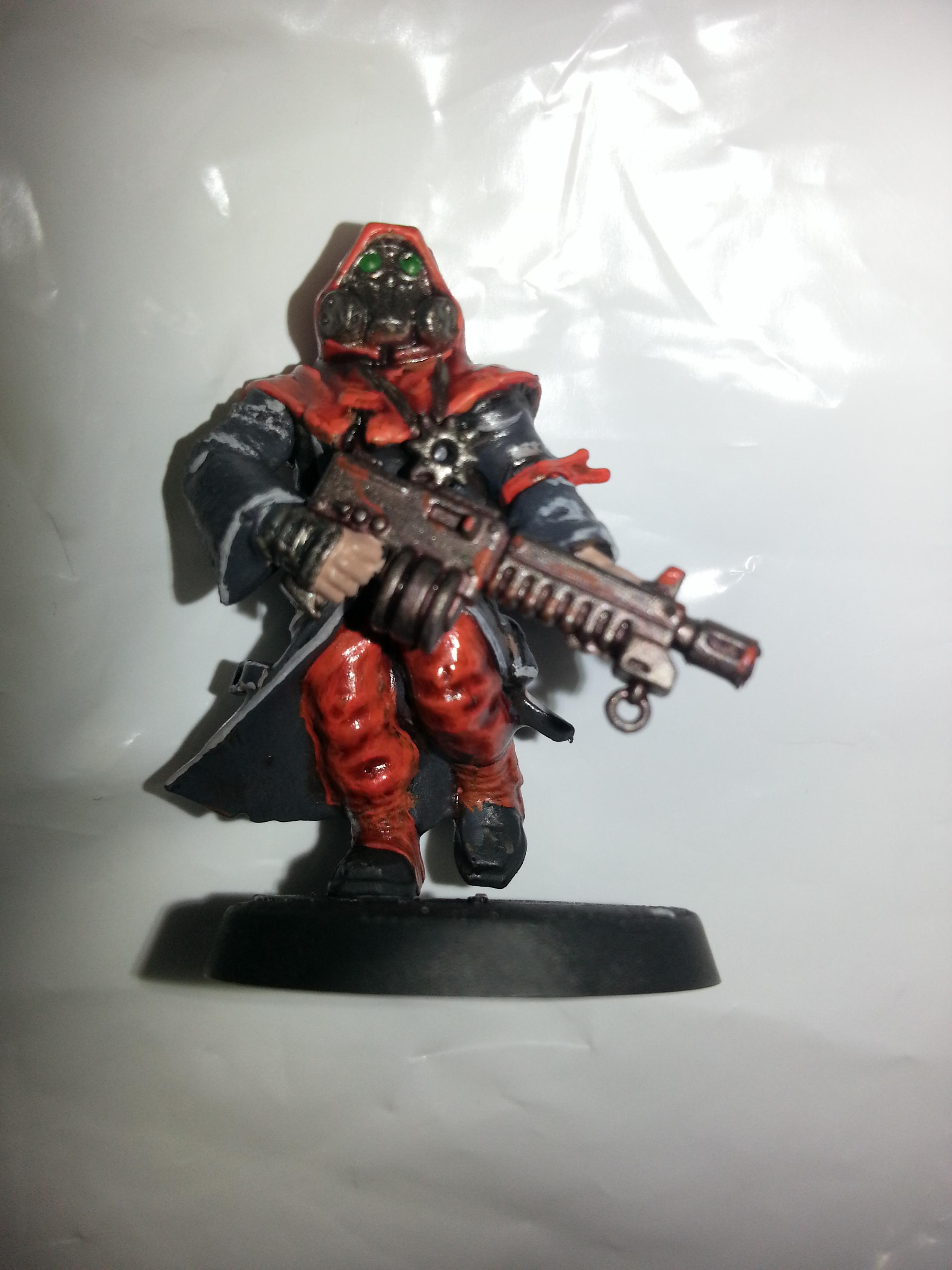 Cultist 1, this guys gone through the most colour schemes
