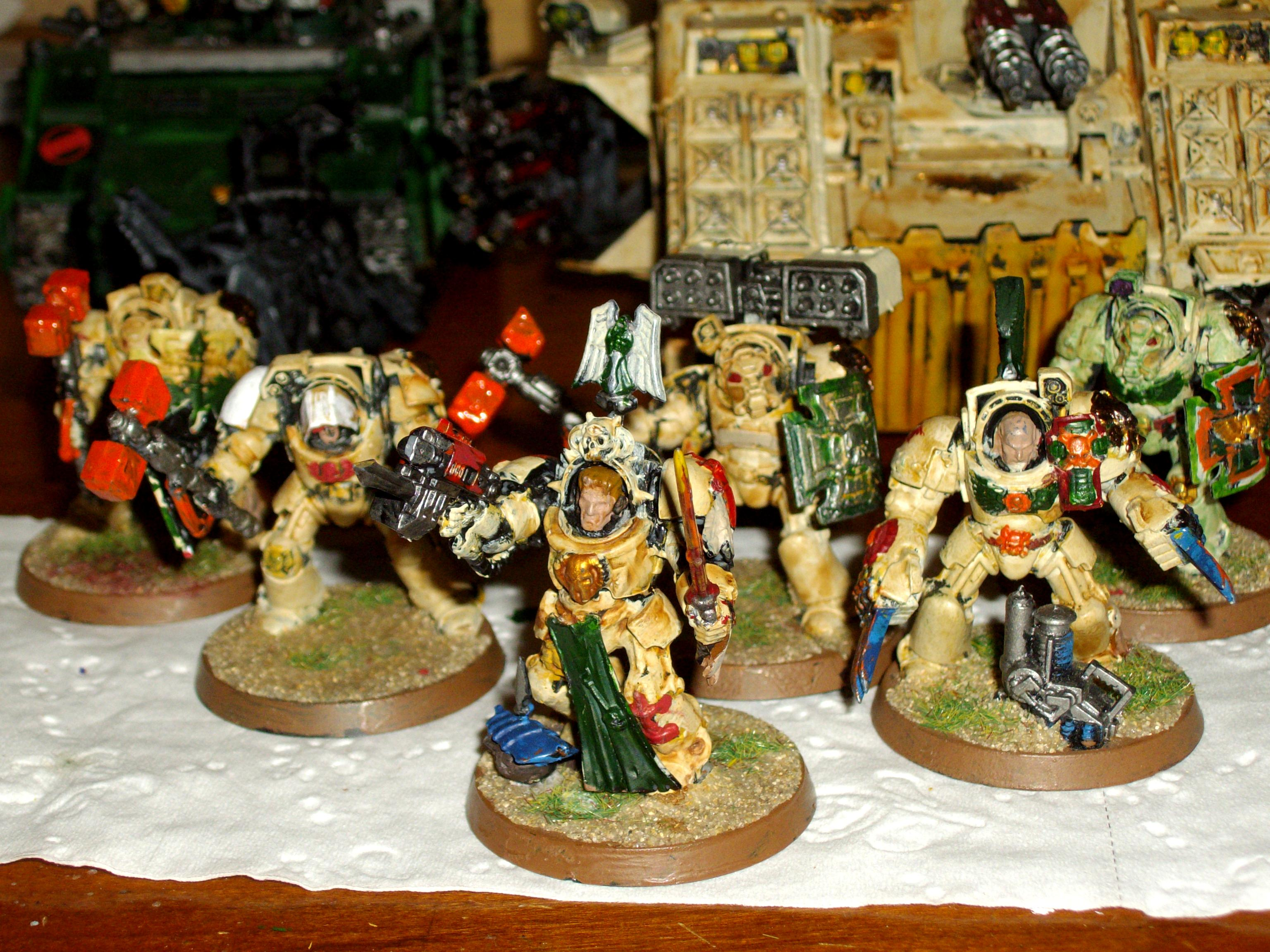Belial& Command Squad