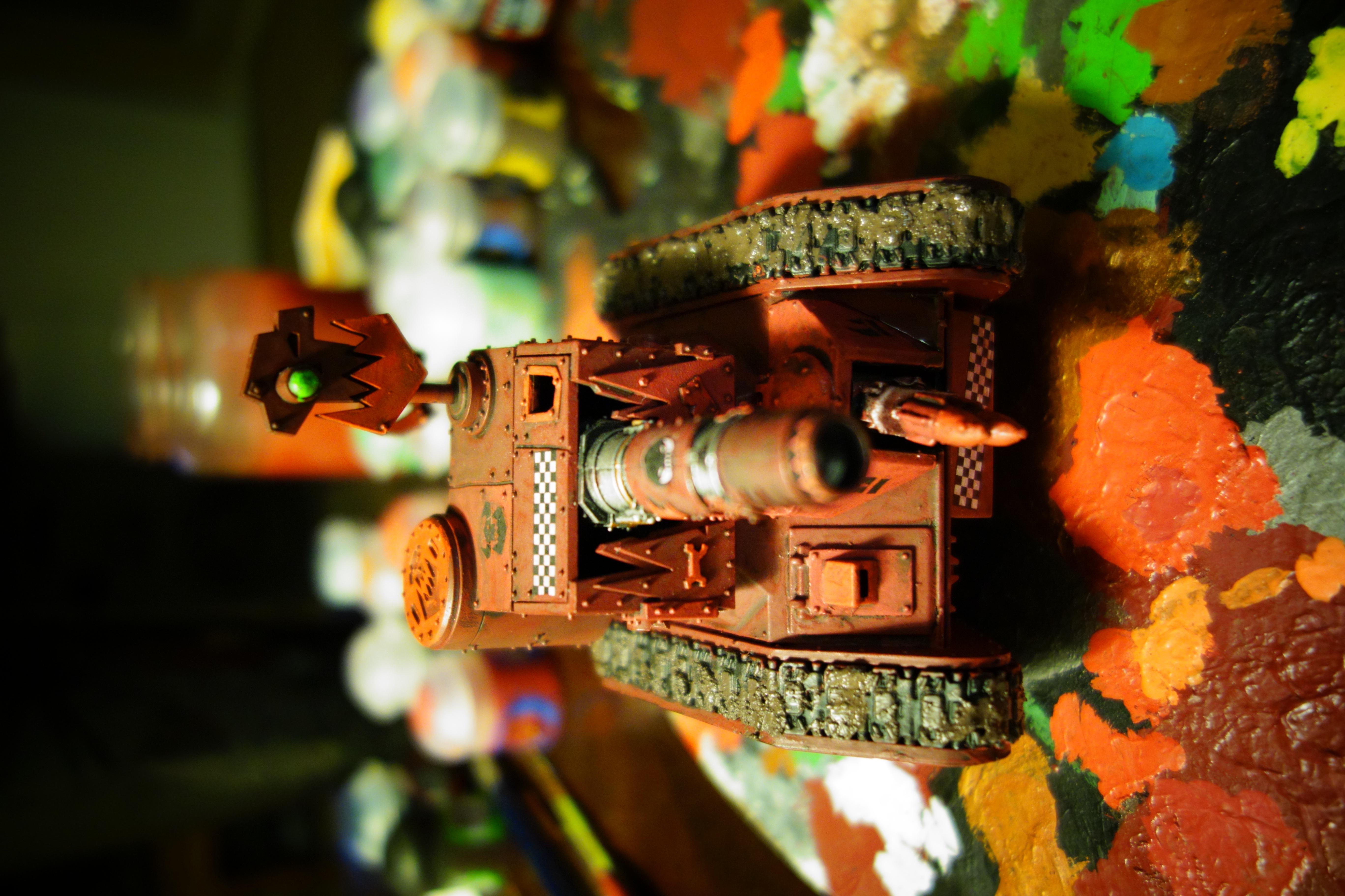 Looted, Looted Wagon, Orks