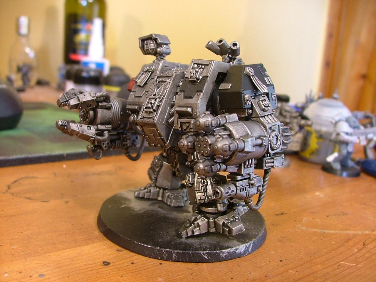 Dreadnought, Wip ironclad