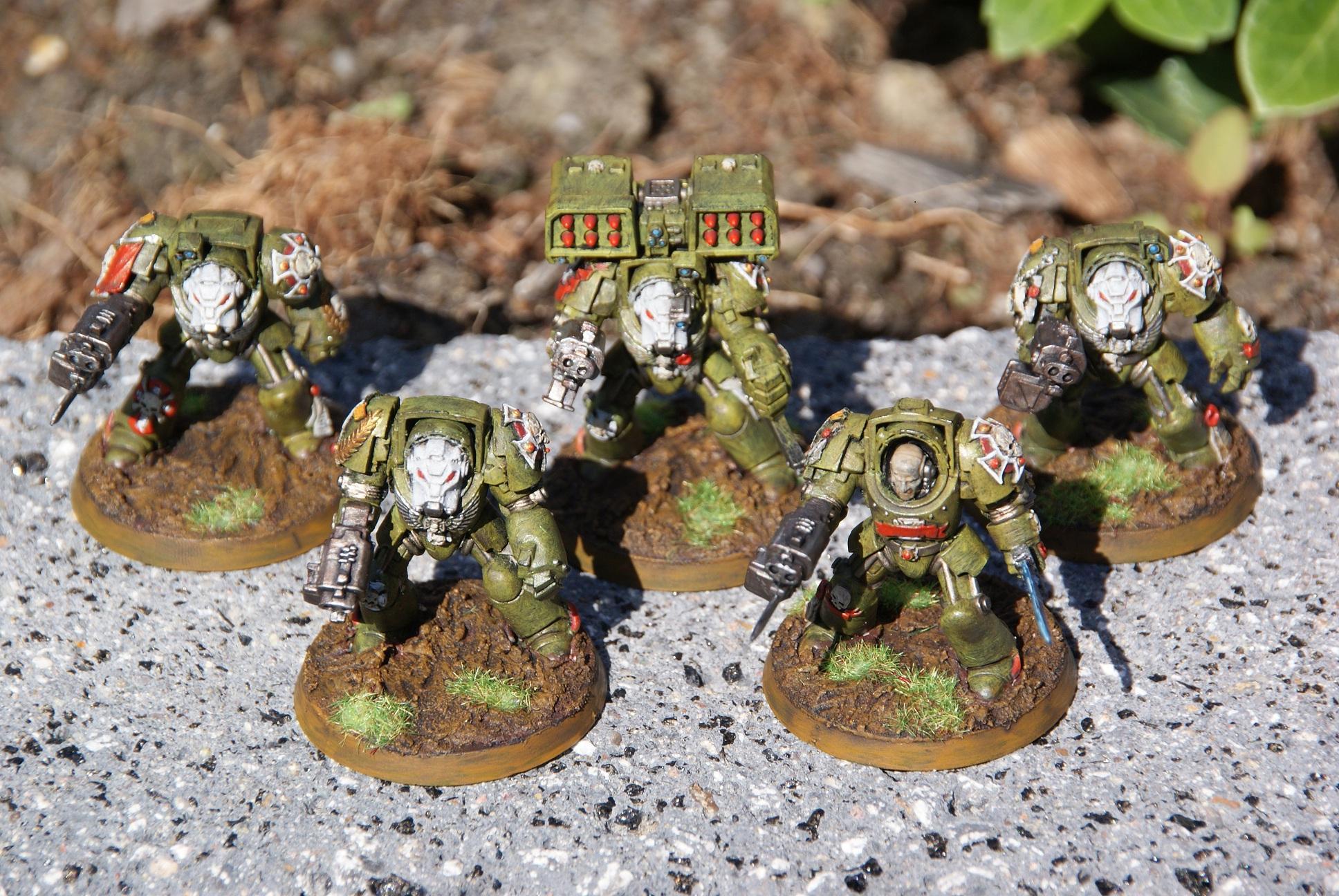 Tactical Terminators