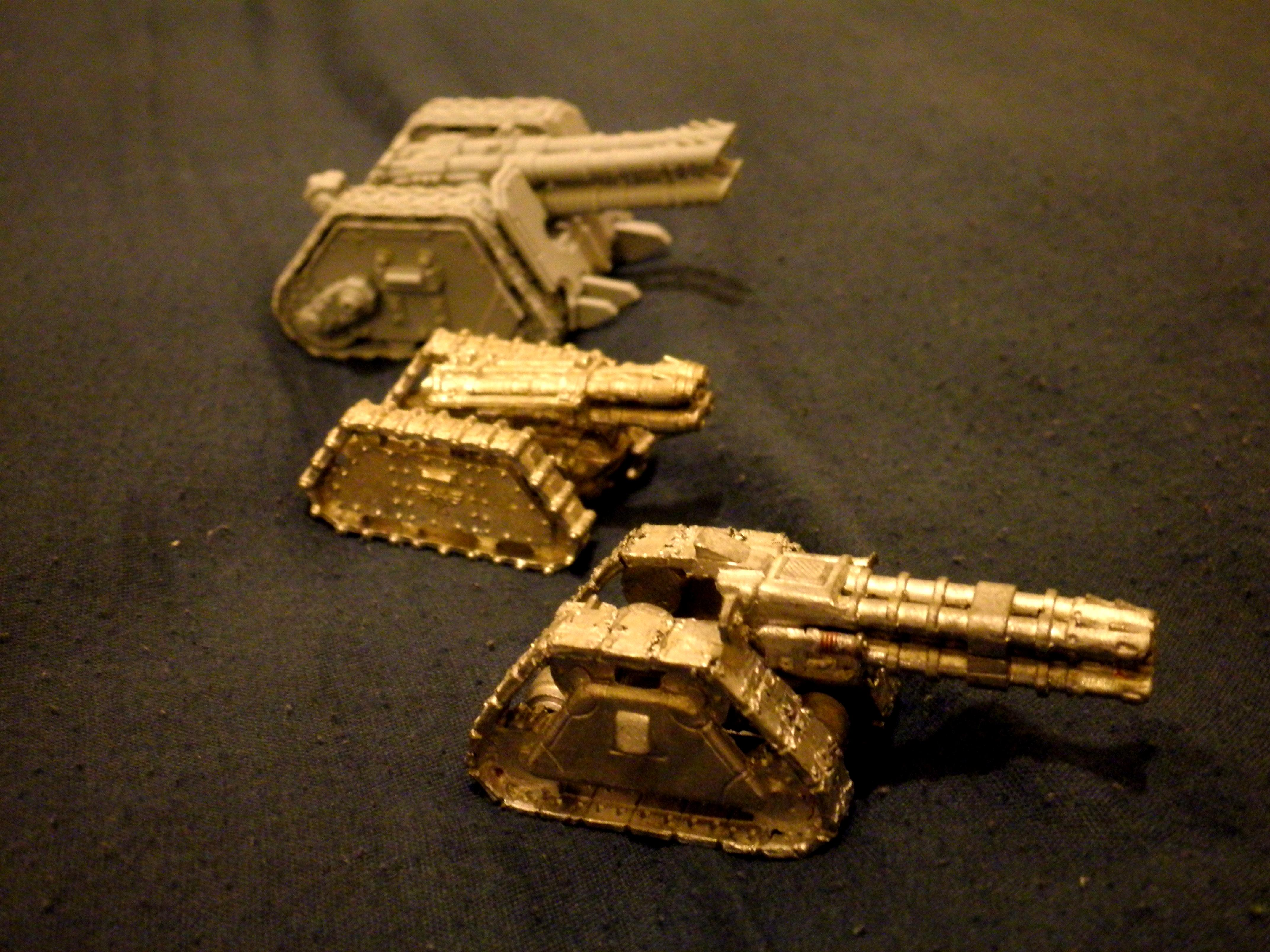 Artillery, Imperial Guard, Necromunda, Rapier, Rapier Laser Destroyer, Rogue Trader, Space Marines