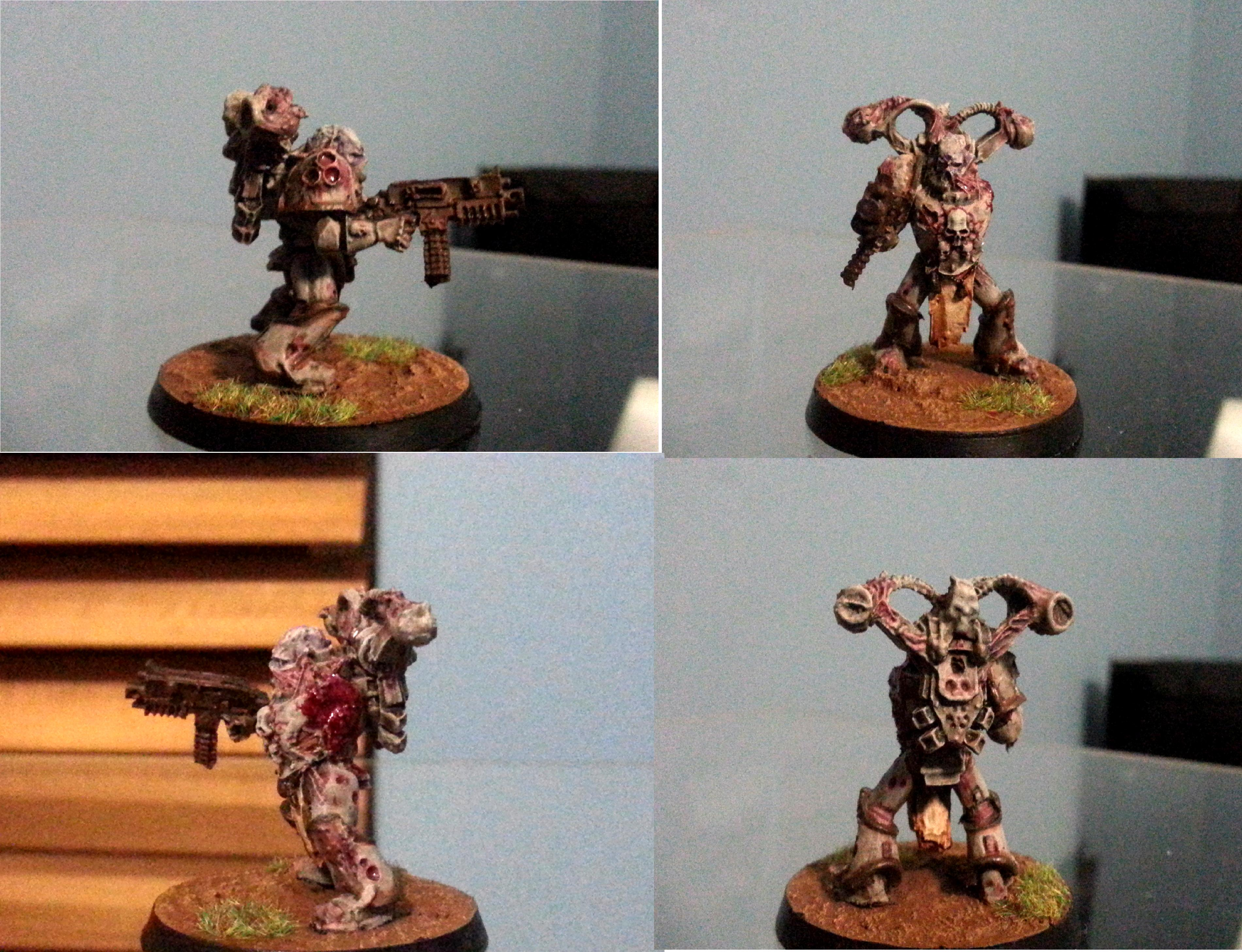Blood, Chaos, Gore, Nurgle, Puss, Space, Space Marines, Test, Work In Progress