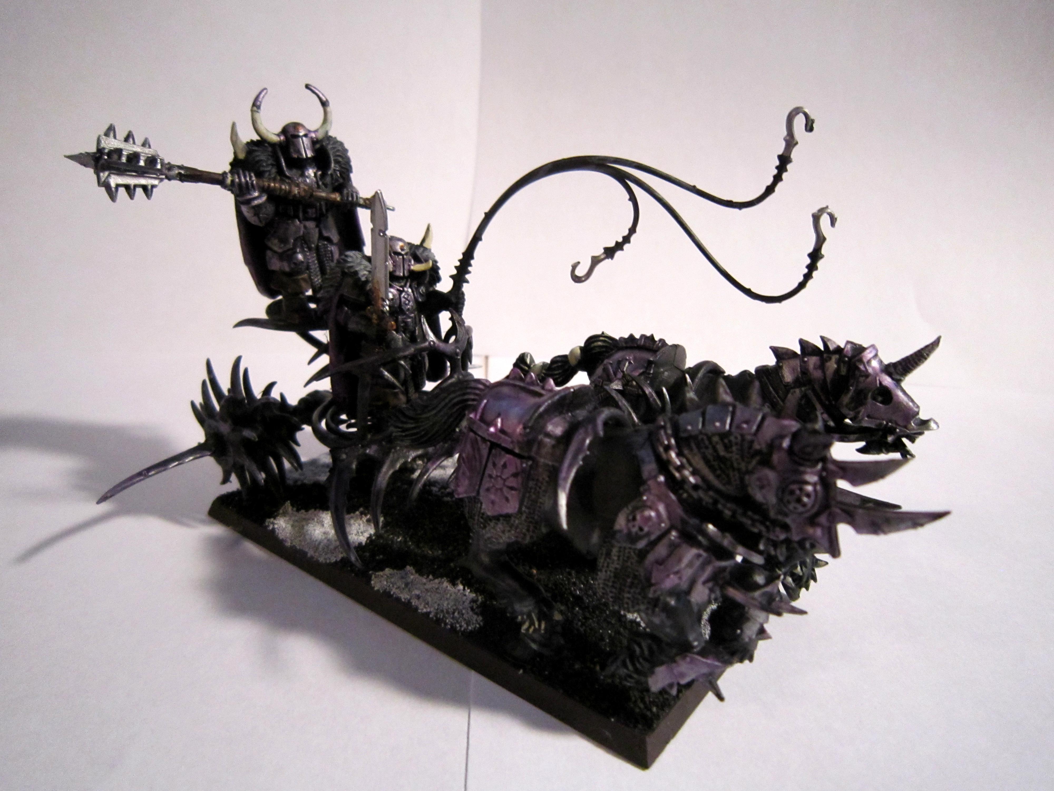 Chaos, Chariot, Conversion, Slaanesh, Warhammer Fantasy