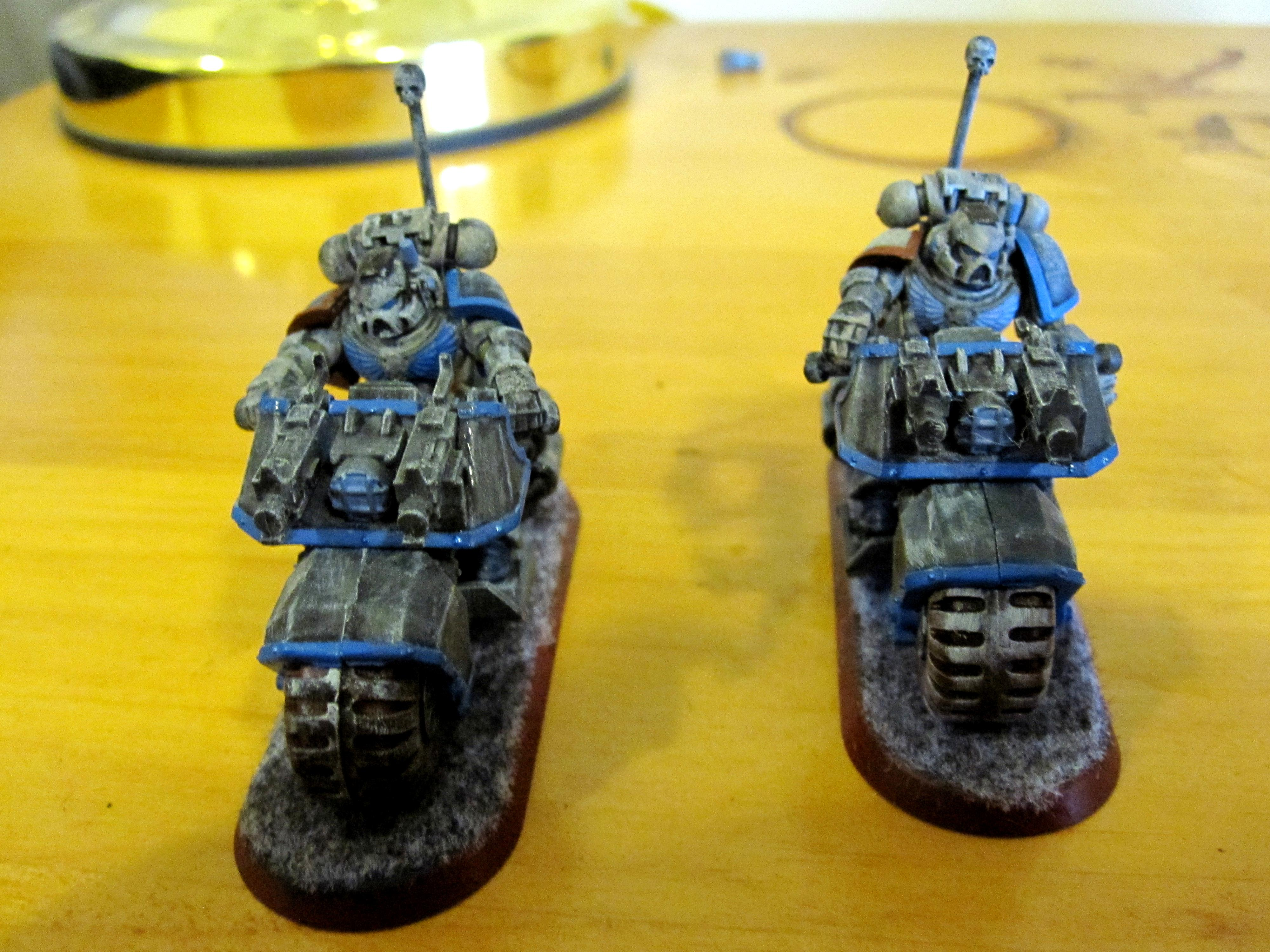Space Marines, forgotten 2nd company