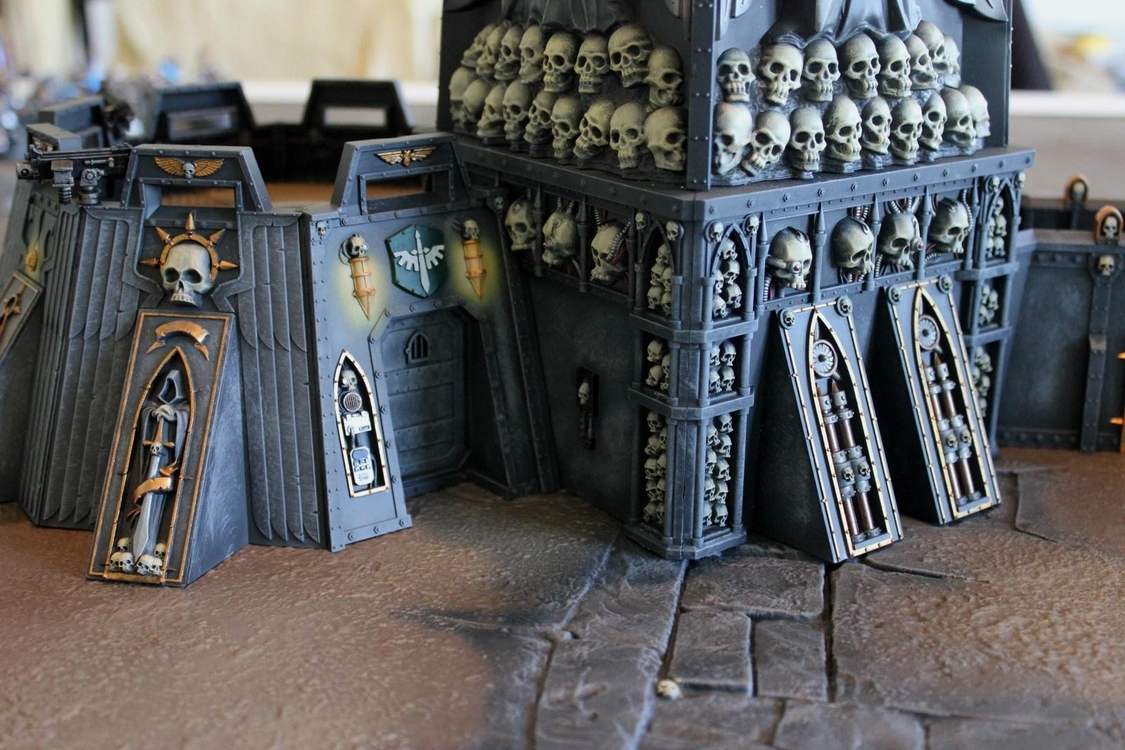 Fortress Of Redemption, Terrain, Warhammer 40,000