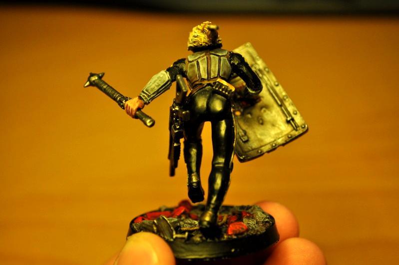 Adeptus Arbites, Enforcer, Inquisitor, Warhammer 40,000, Warhammer Fantasy