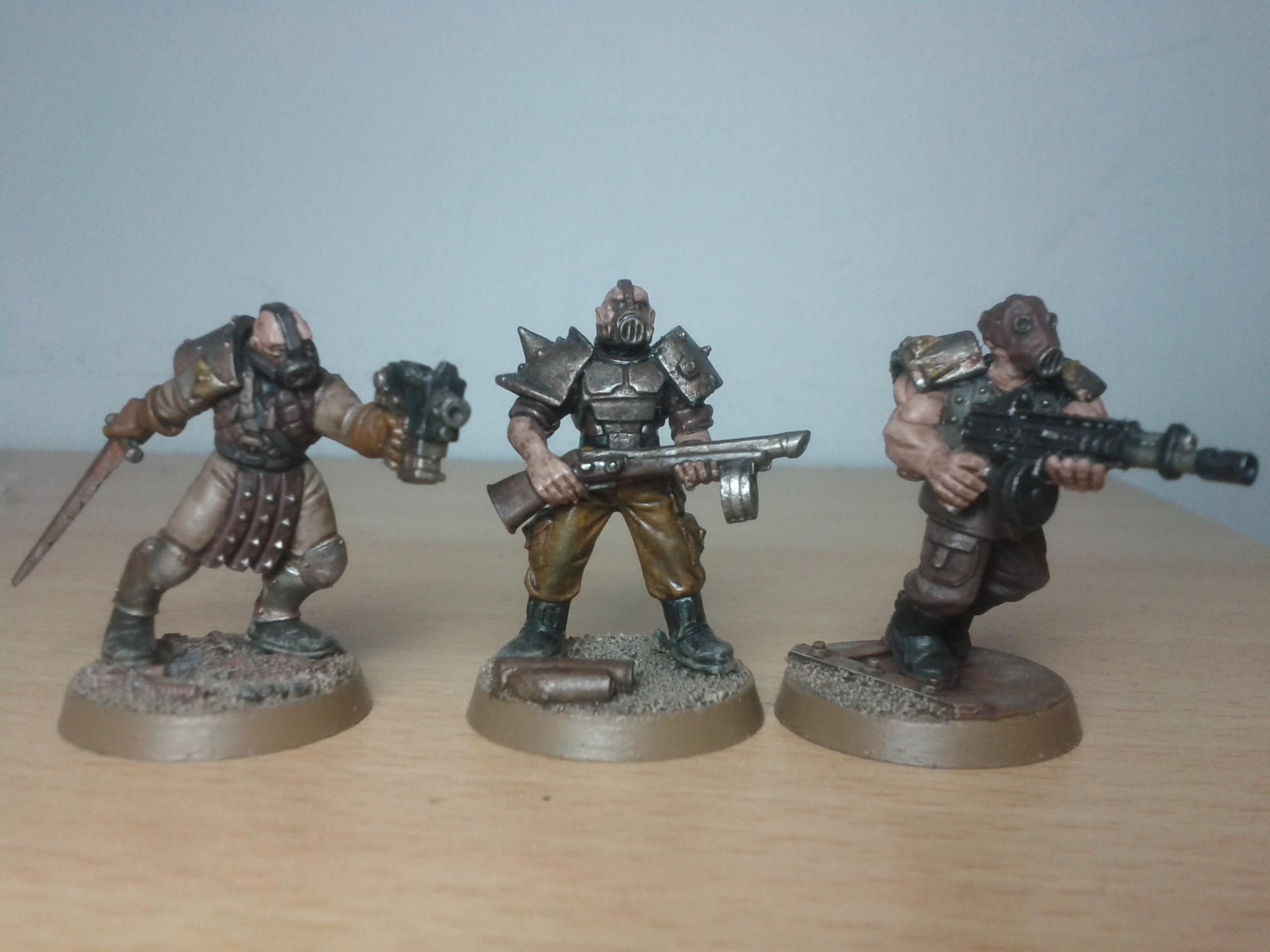 Chaos, Cultist, Marauders, Pig Iron, Raiders