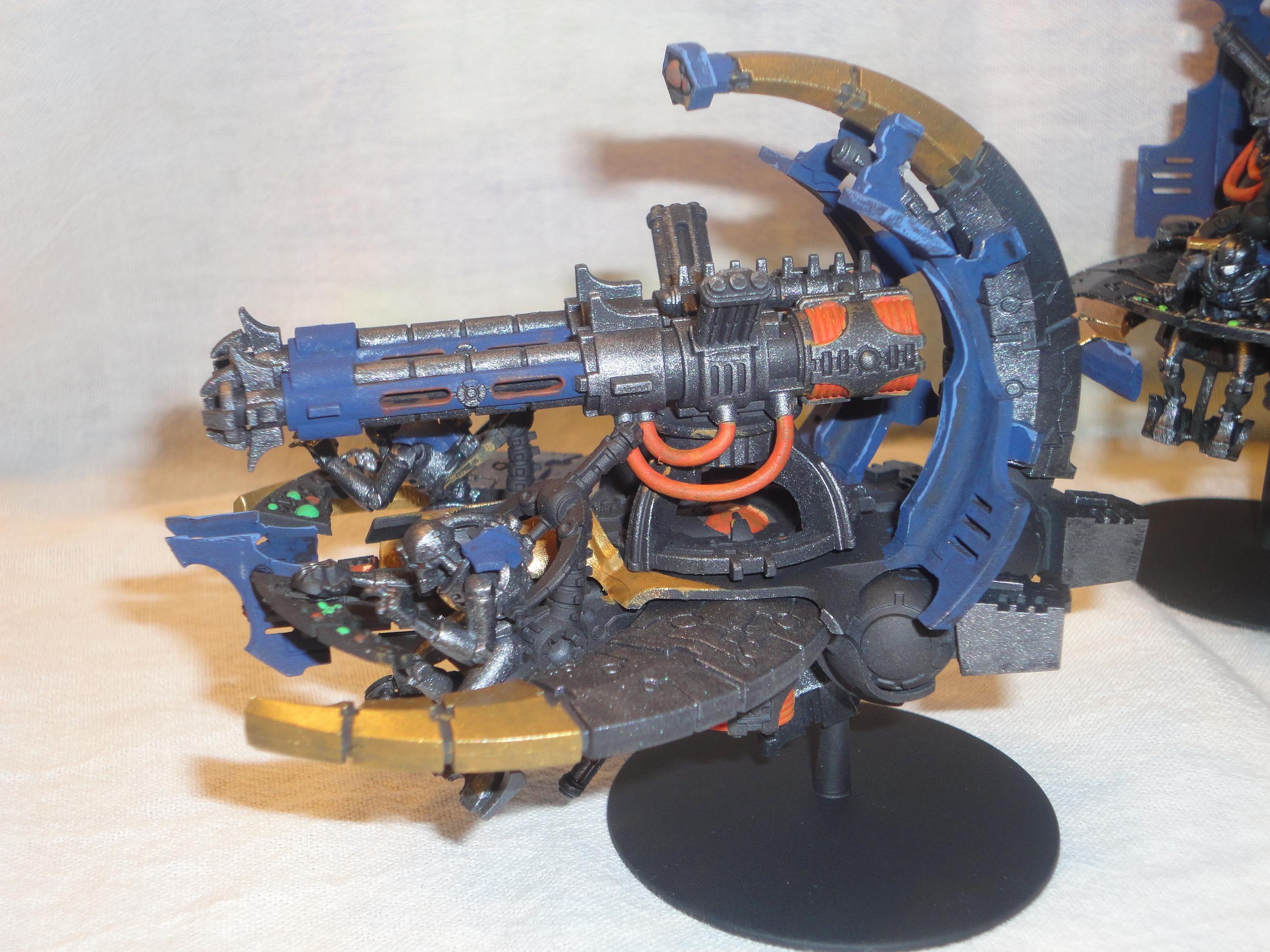 Annihilation Barge, Necrons