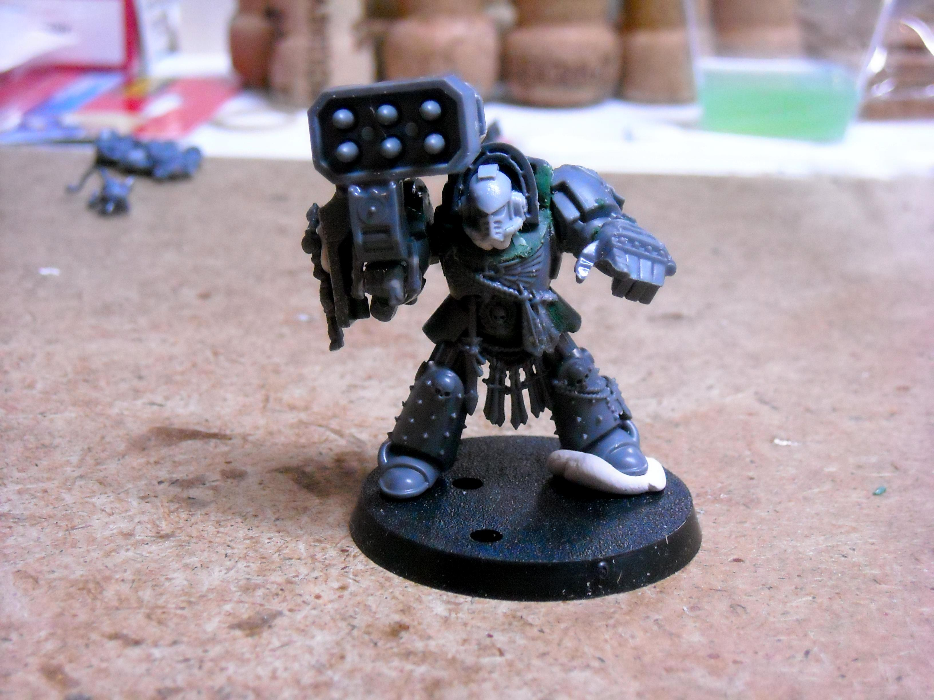 Conversion, Dark Vengeance, Fire Hawks, Terminator Armor
