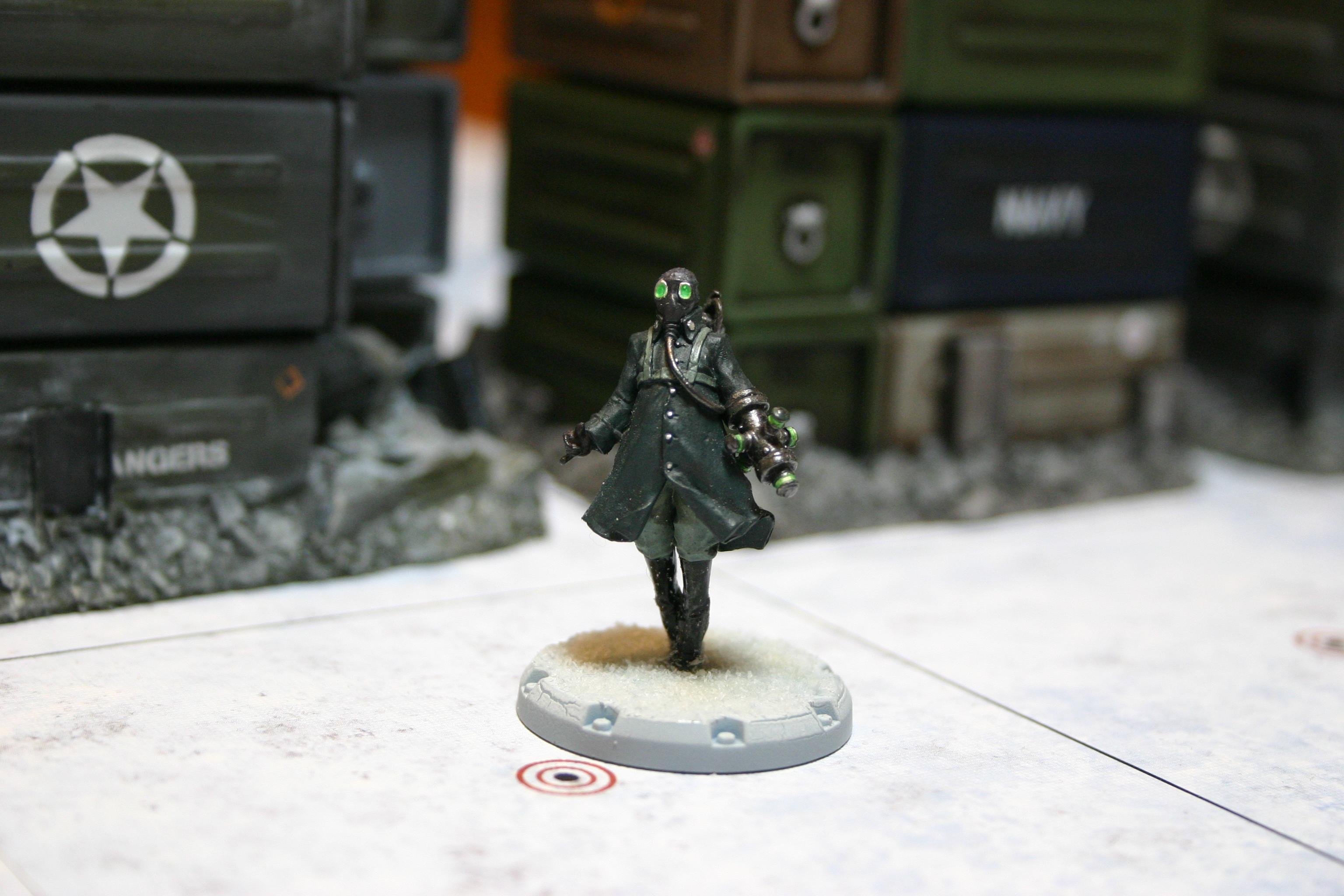 Alternate, Dieselpunk, Dust, Dust Tactics, Nazi, Necromancer, Tactics, Warfare, World War, World War 2