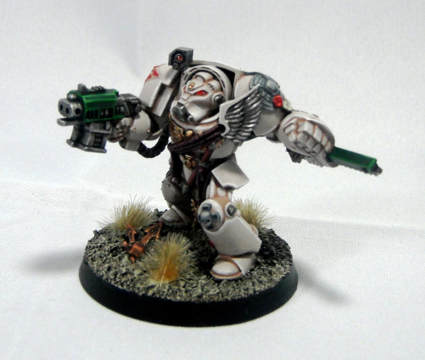 Dark Angels, Dark Vengeance, Deathwing, Terminator Armor
