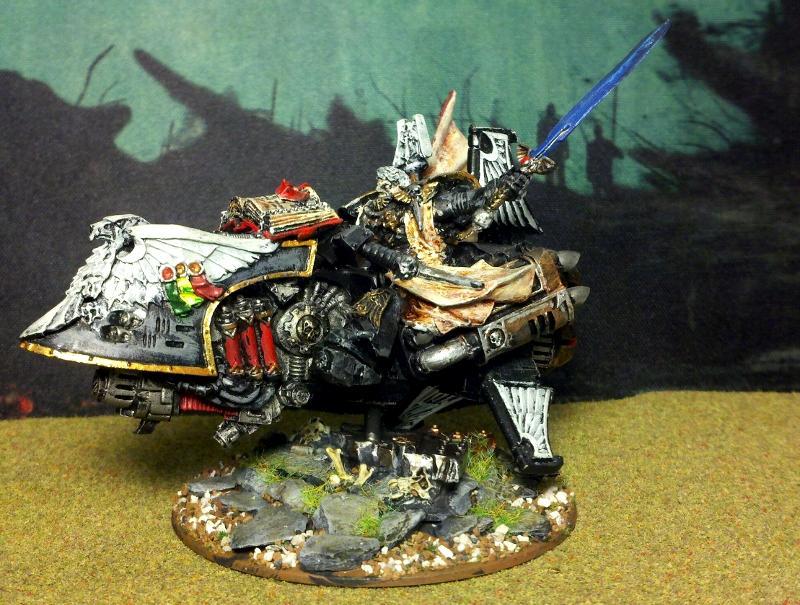 Dark Angels, Ravenwing, Warhammer 40,000