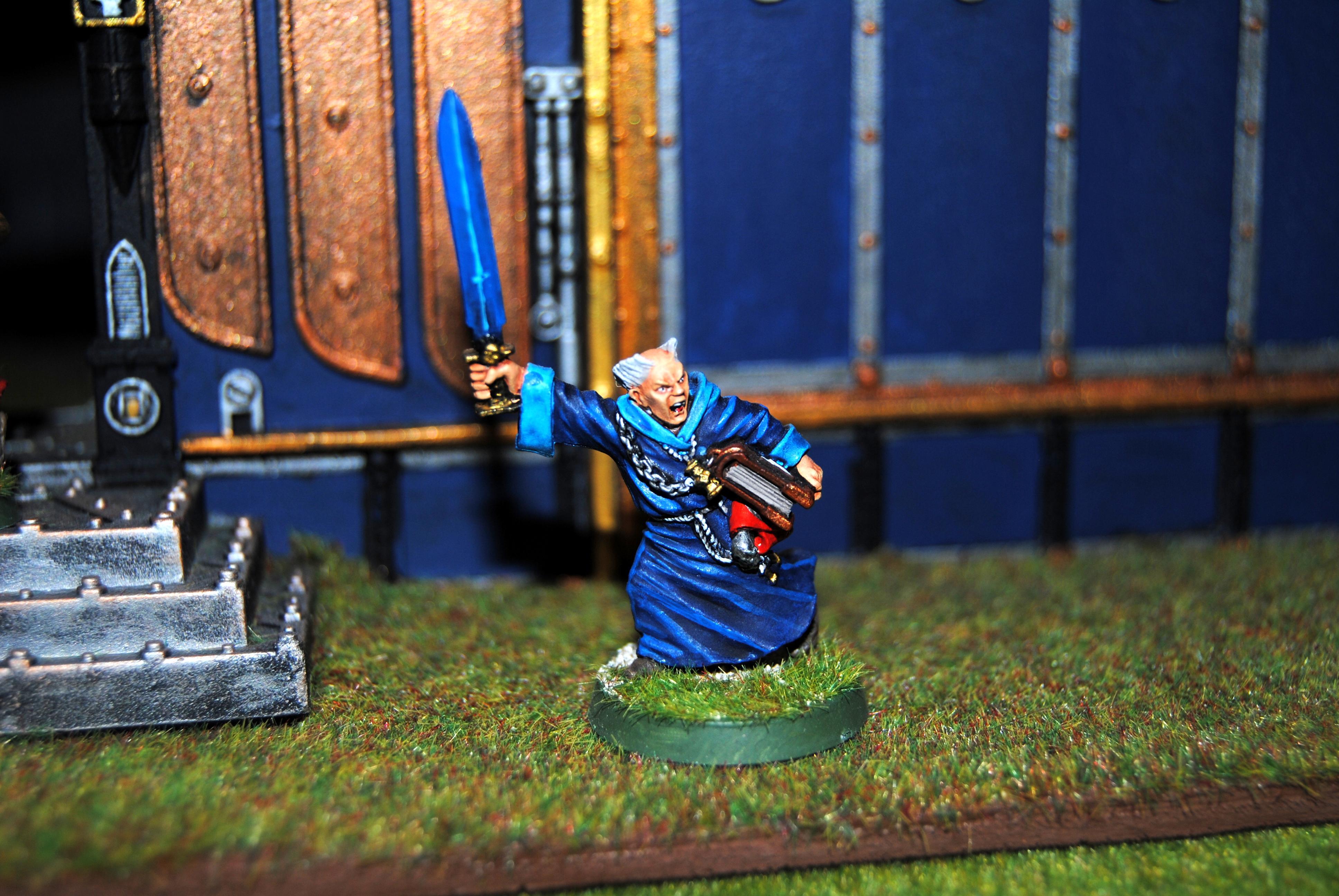 Adepta Sororitas, Power Sword, Priest
