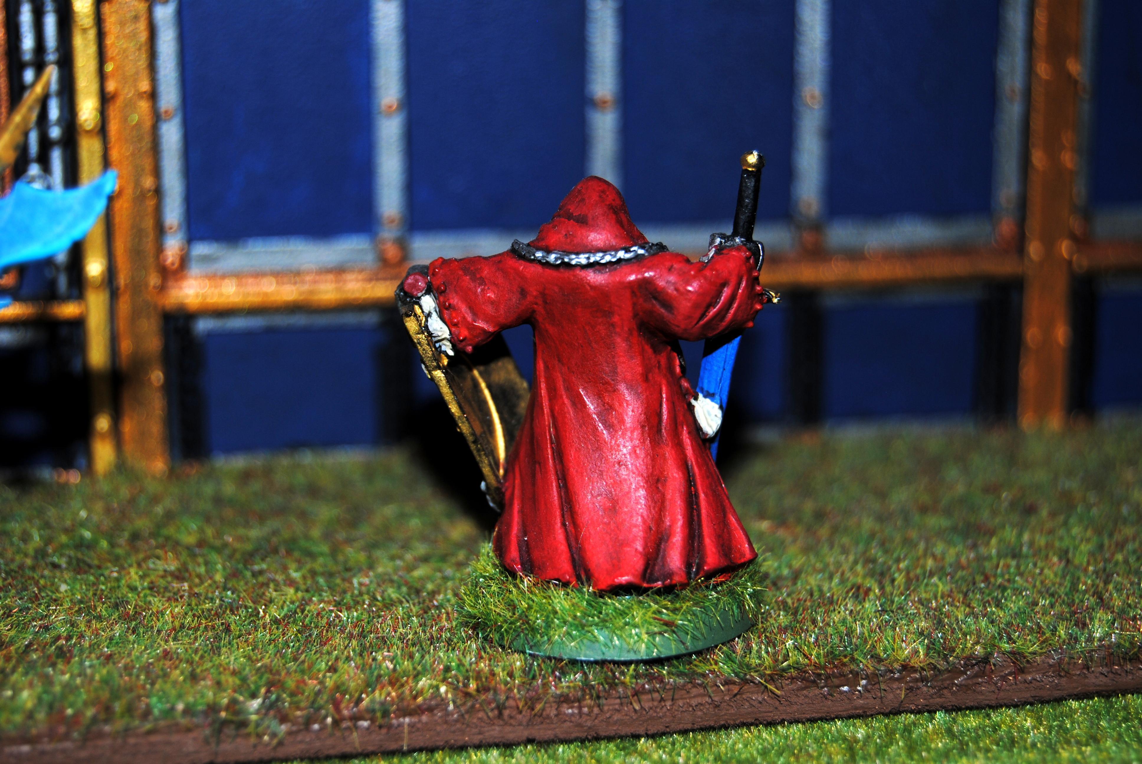 Adepta Sororitas, Crusader, Power Sword, Sisters Of Battle