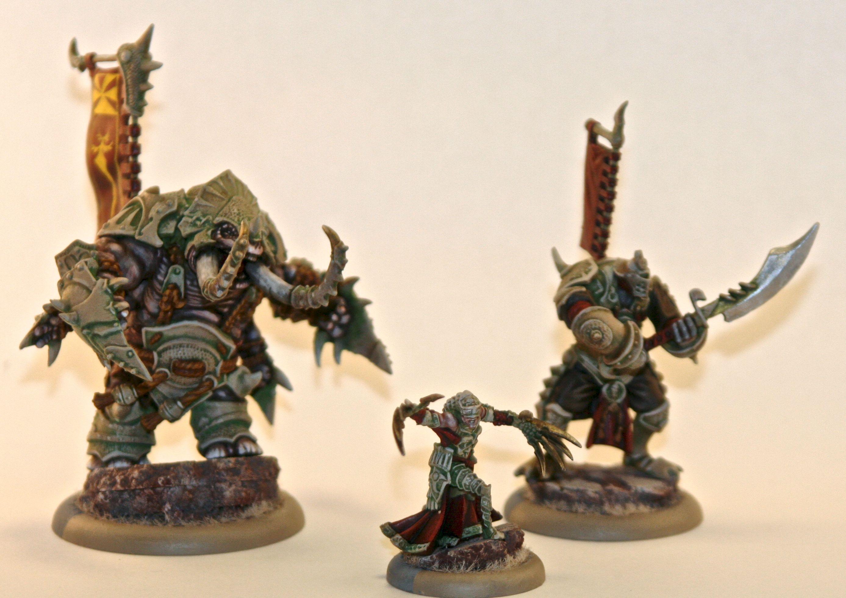Battle Group, Cyclops, Gladiator, Morgoul, Pmorghoul, Savage, Skorne, Titan