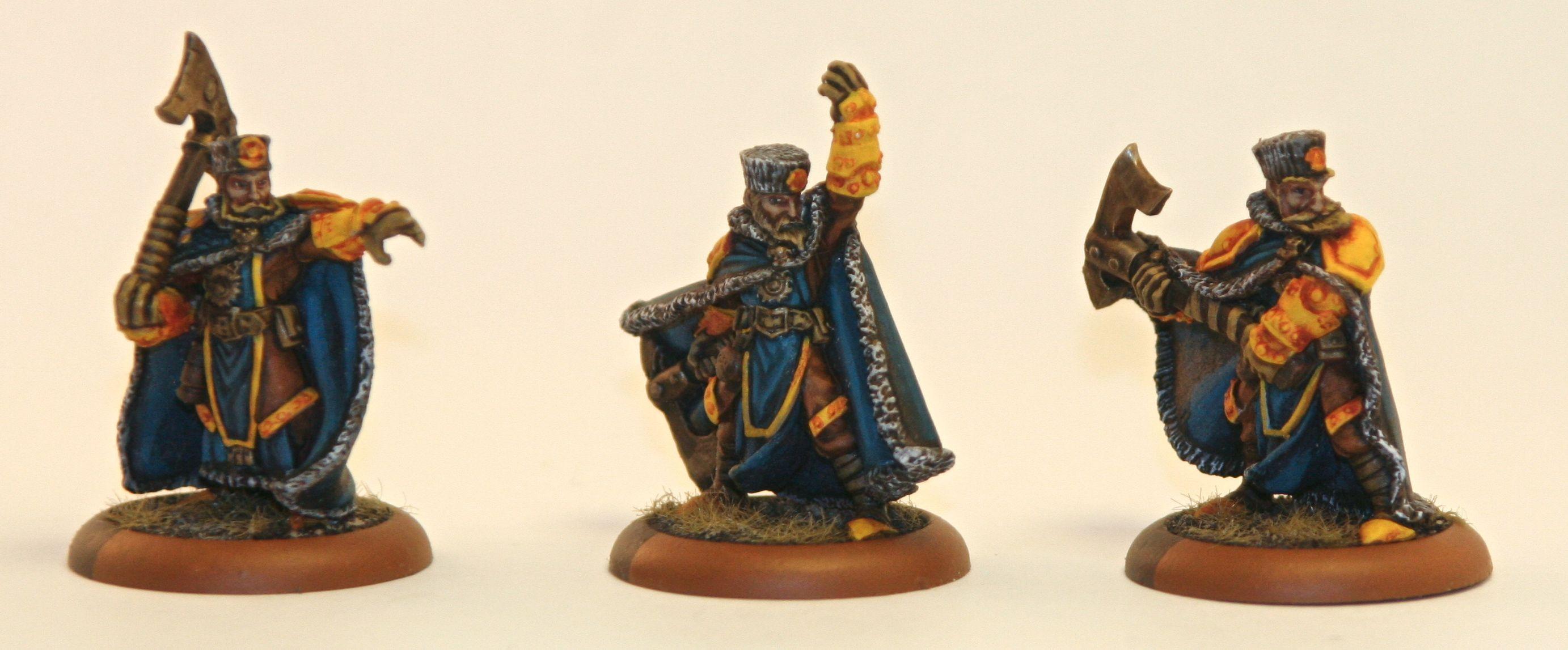 Greylord, Greylord Ternion, Hordes, Khador, Ternion, Warmachine