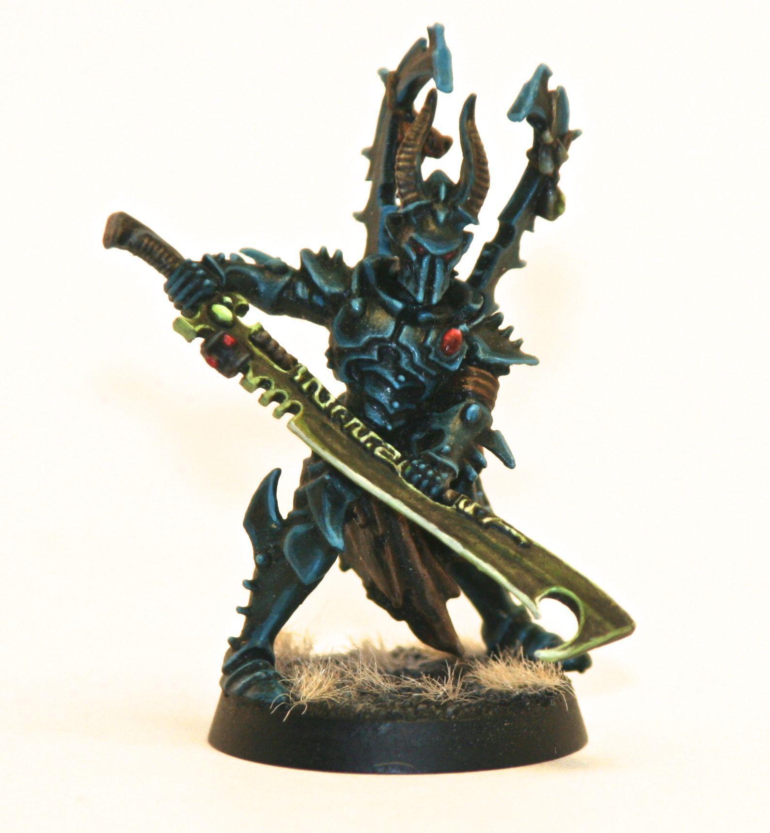 Dark Eldar, Incubi, Warhammer 40,000