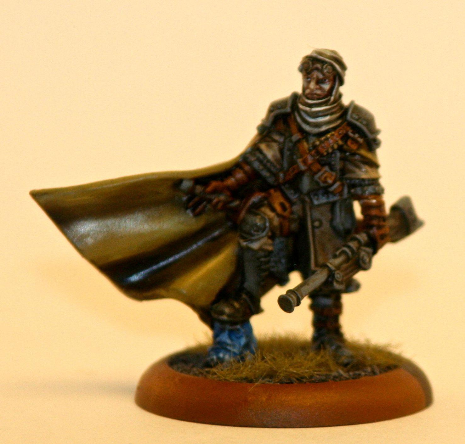 Hordes, Mercenary, Saxon, Warmachine