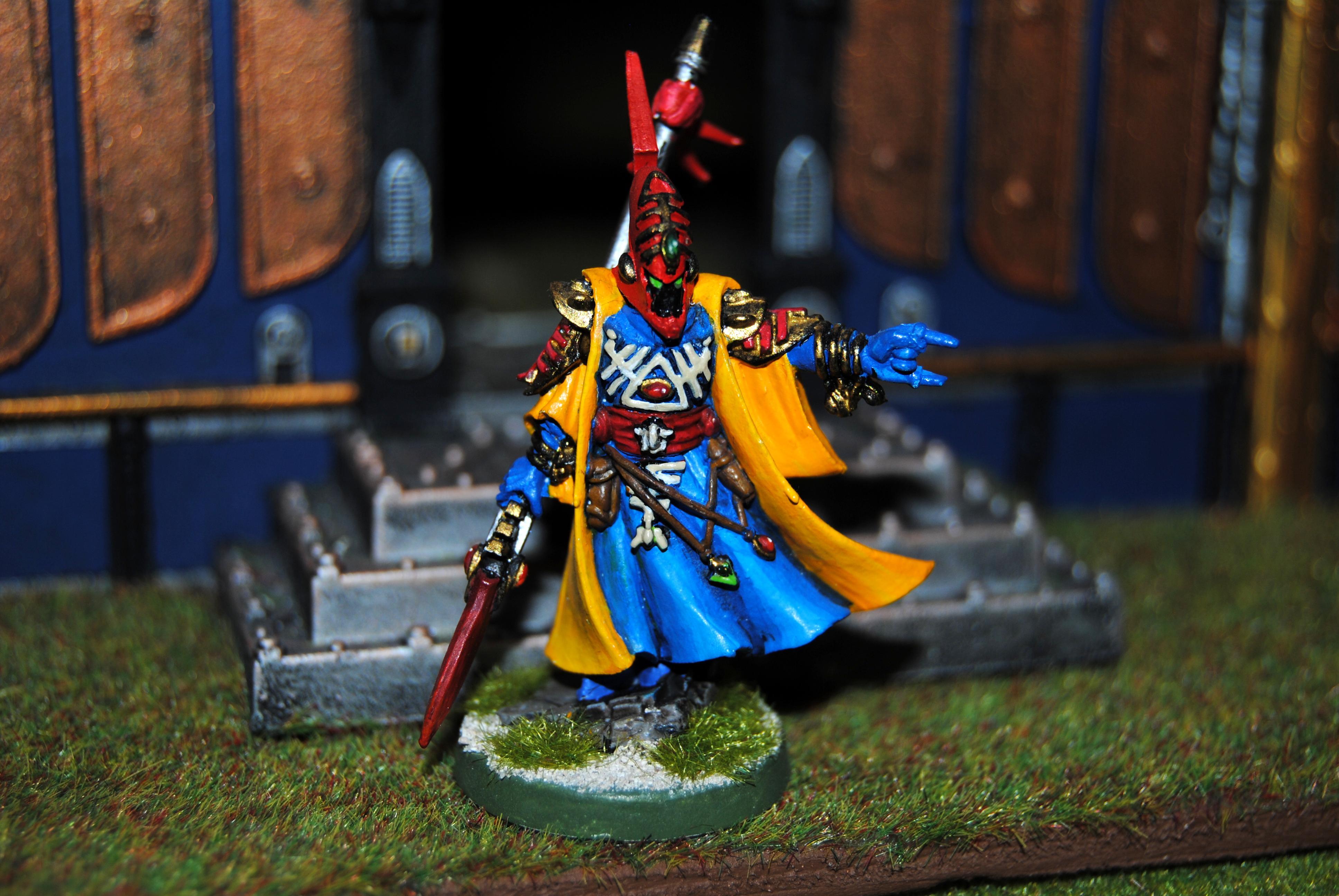 Farseer, Ghosthelm, Singing Spear
