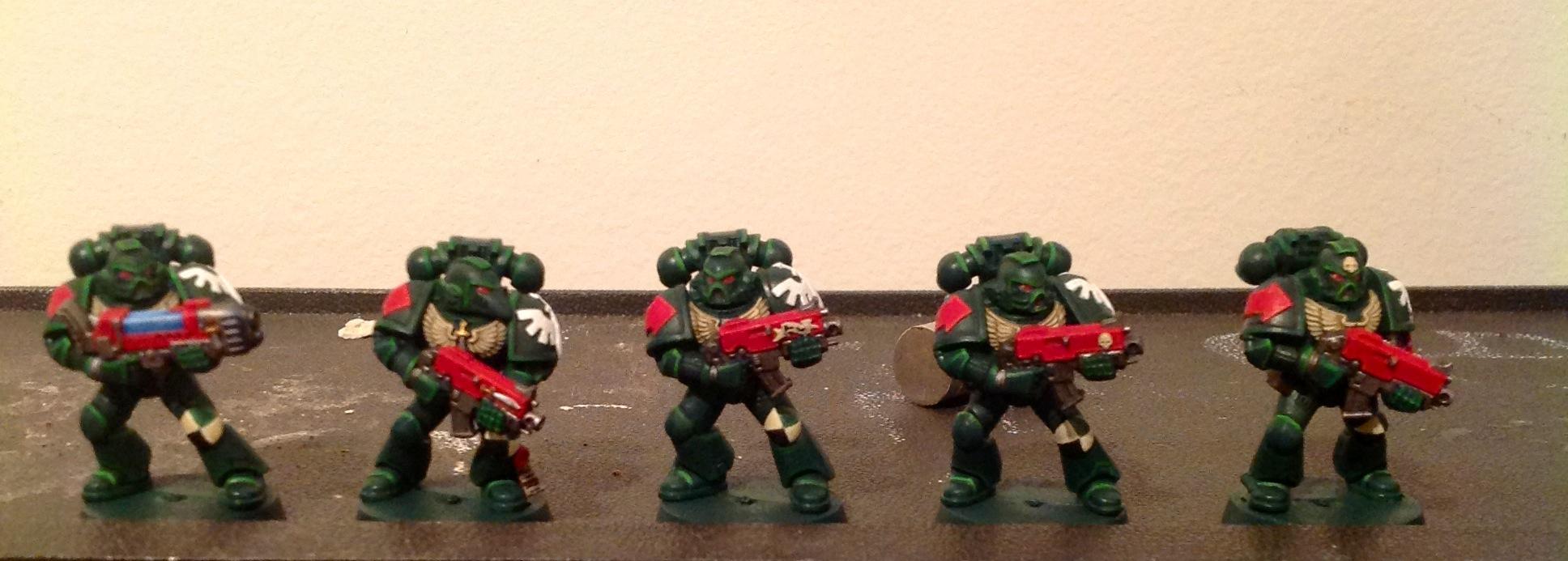 Dark Angels, Tactical Squad