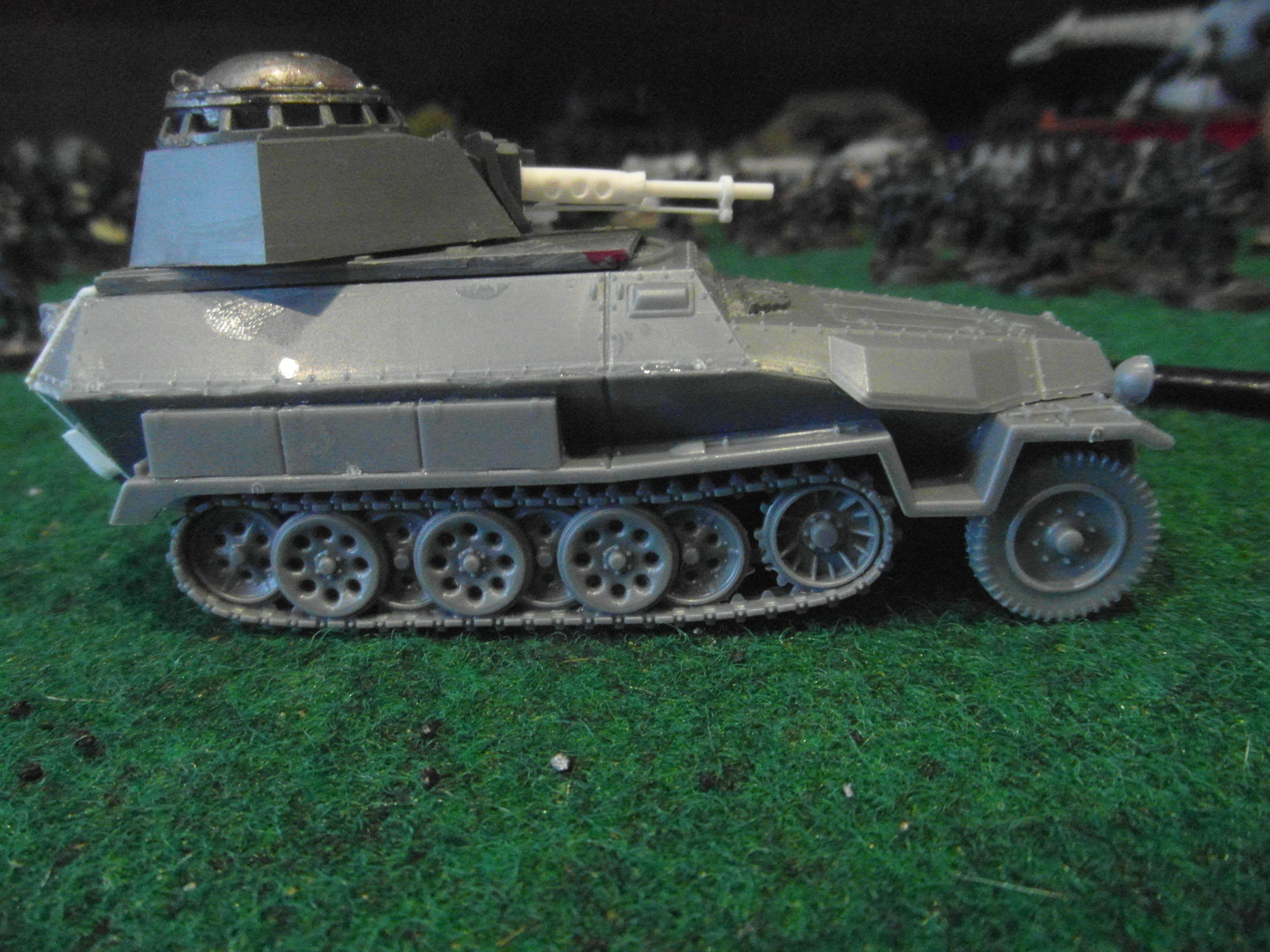 Armored Car, Germans, Transport