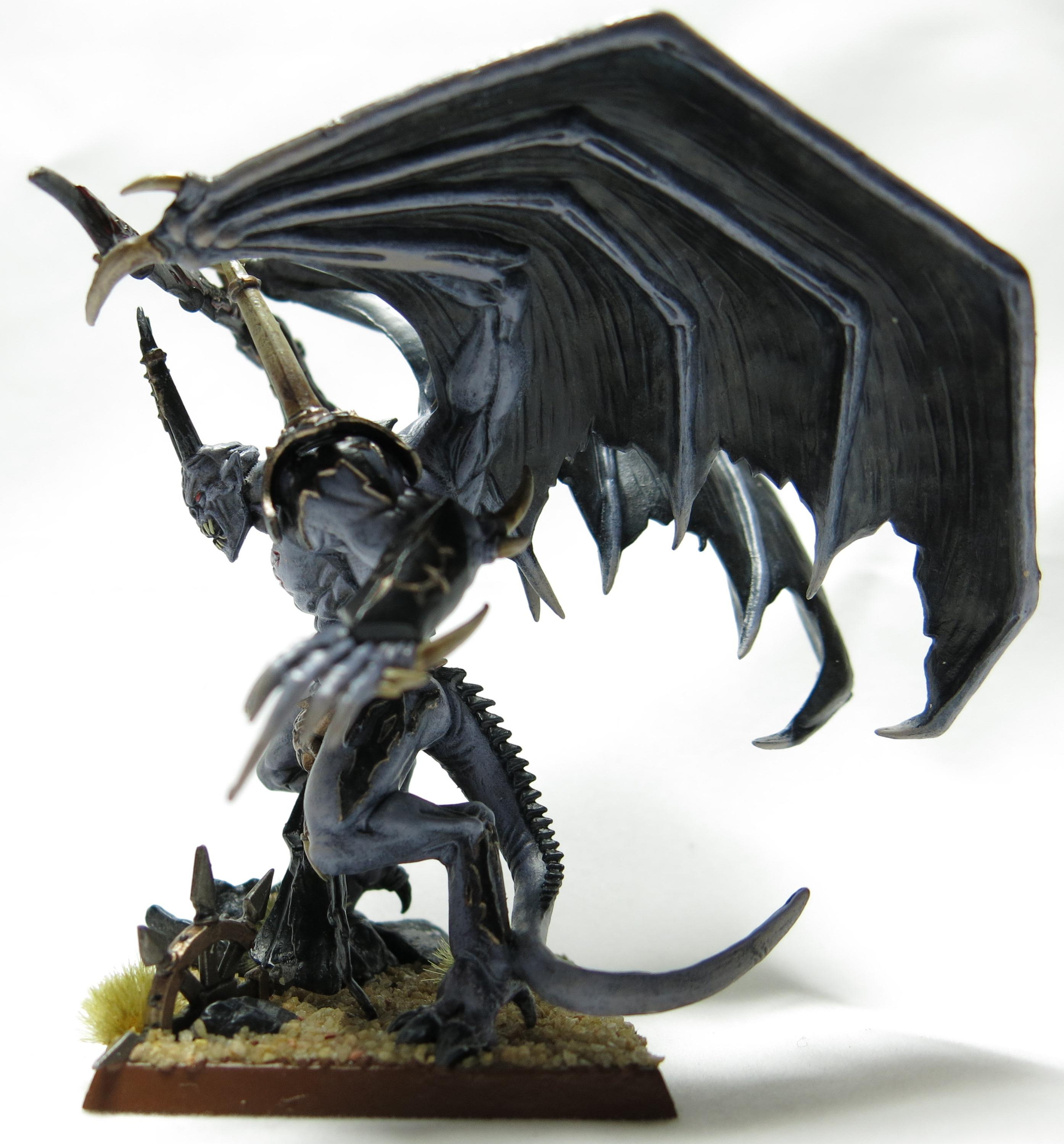 Chaos, Daemons, Flying, Monstrous Creature, Prince, Sg40k