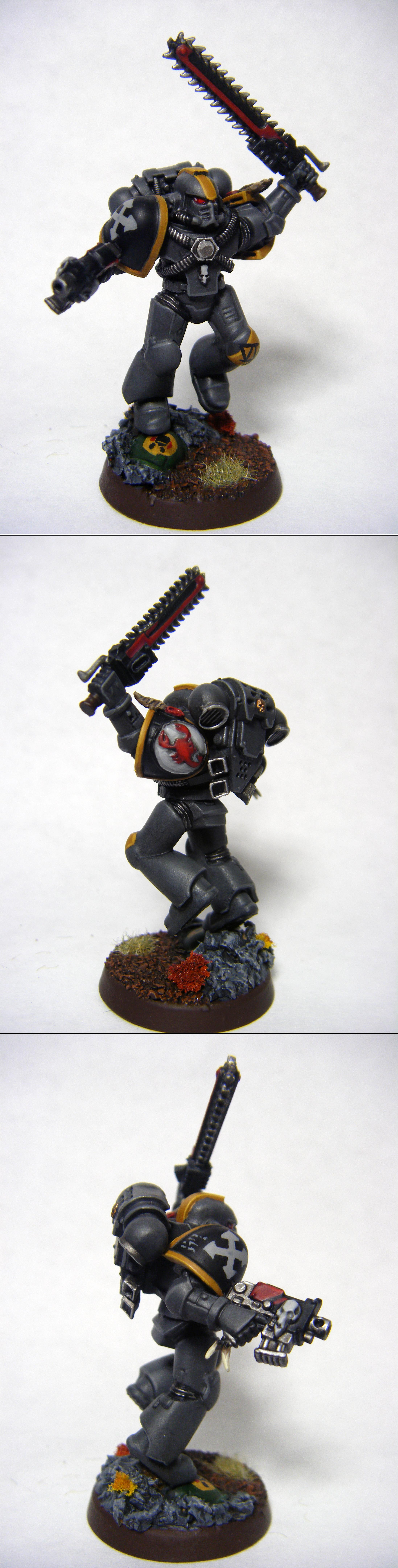 Red Scorpions Assault Marine 4:6
