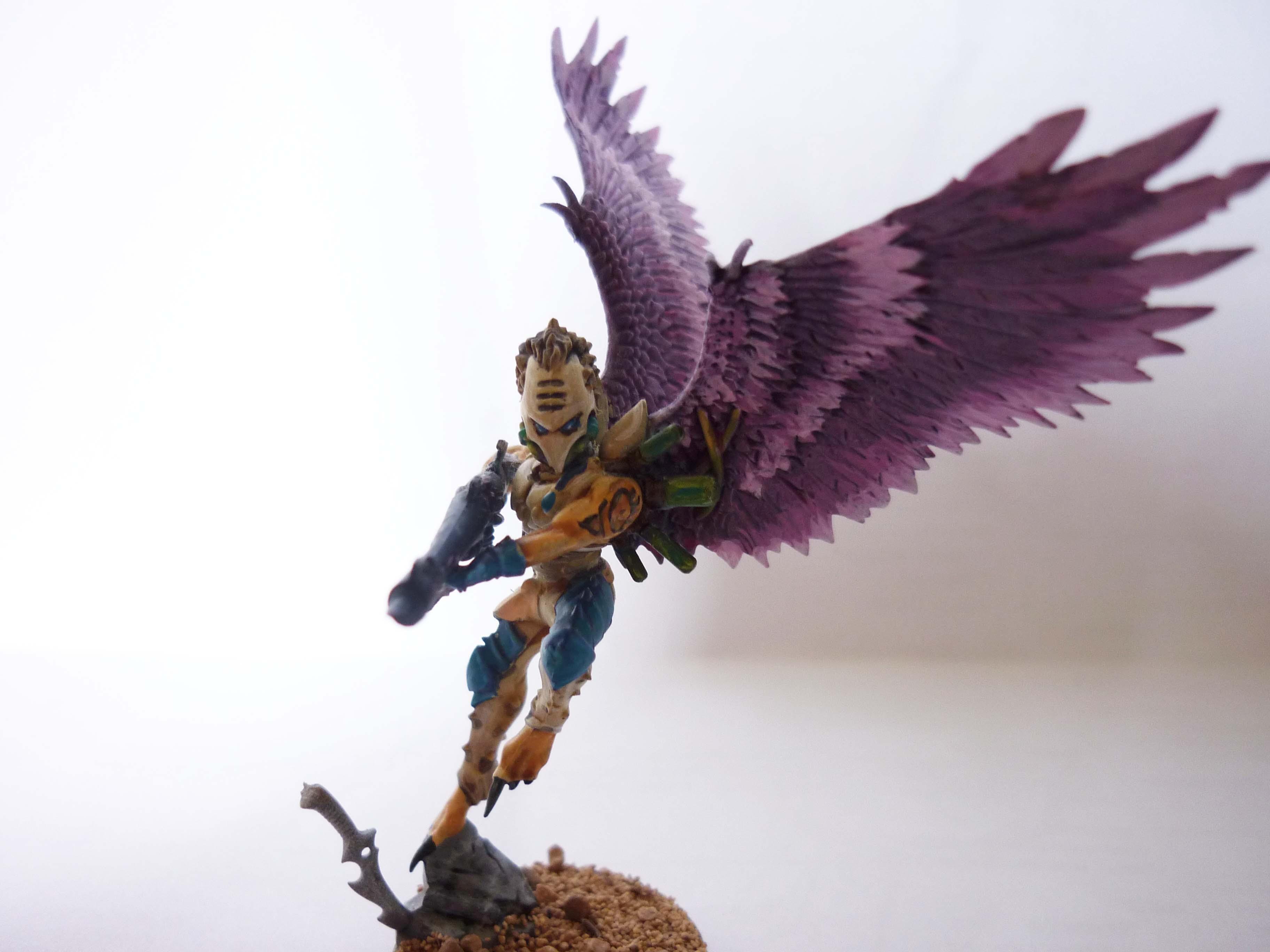 Dark Eldar, Scourge, Winged