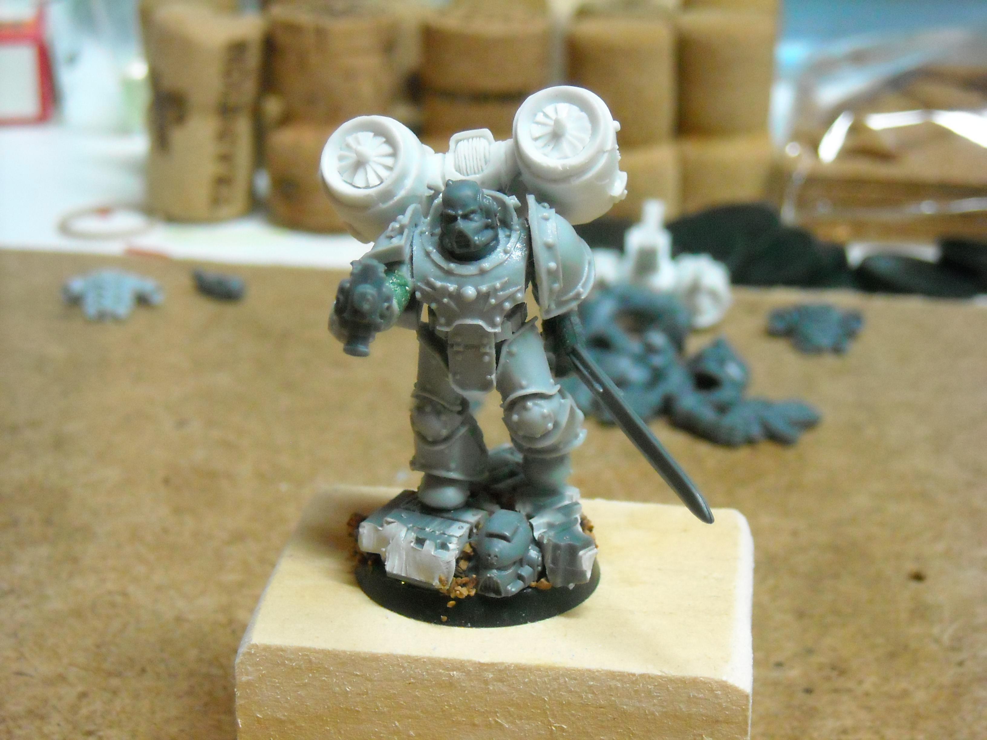 Assault, Fire Hawks, Sergeant