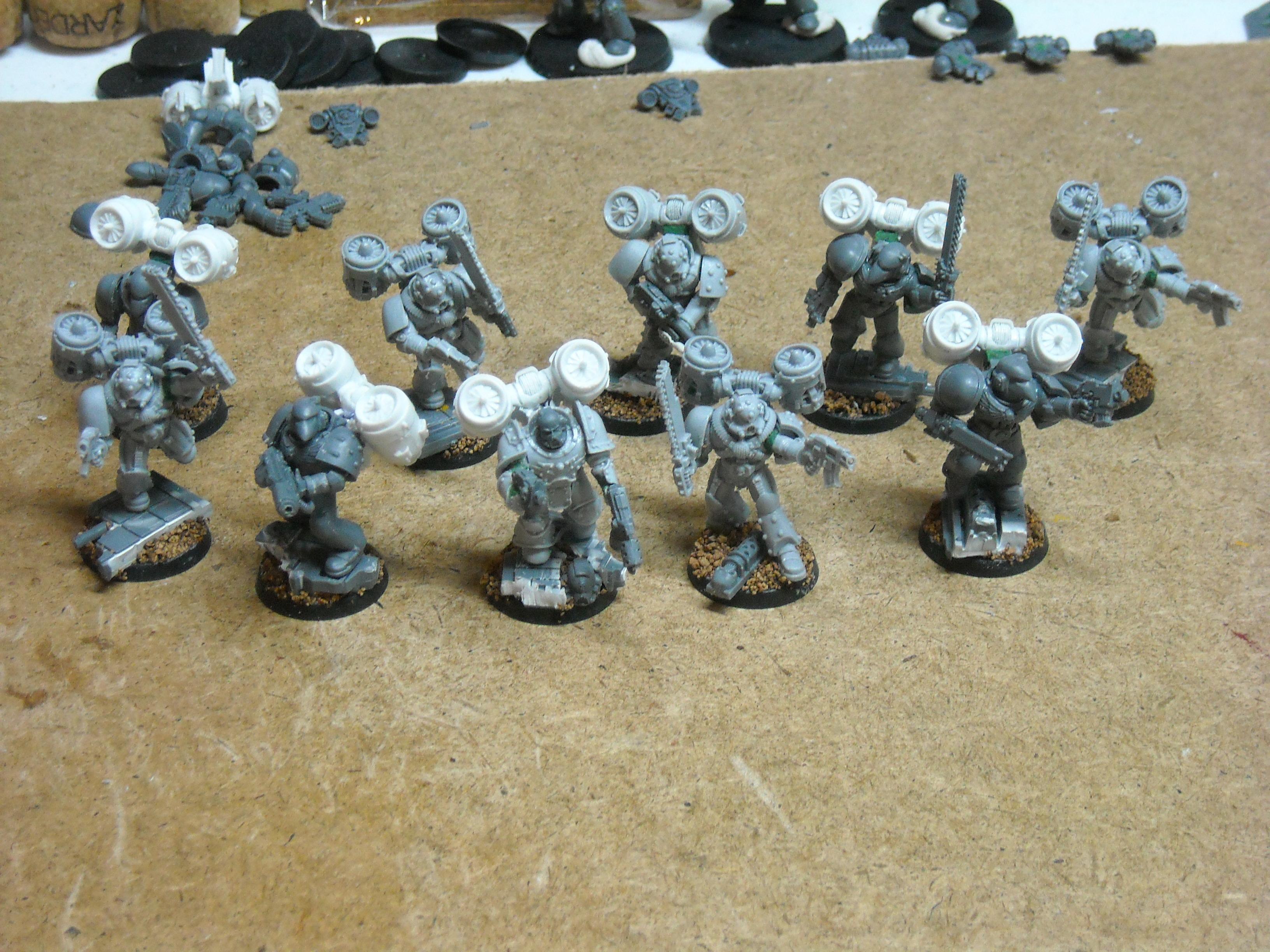 Assault Squad, Fire Hawks