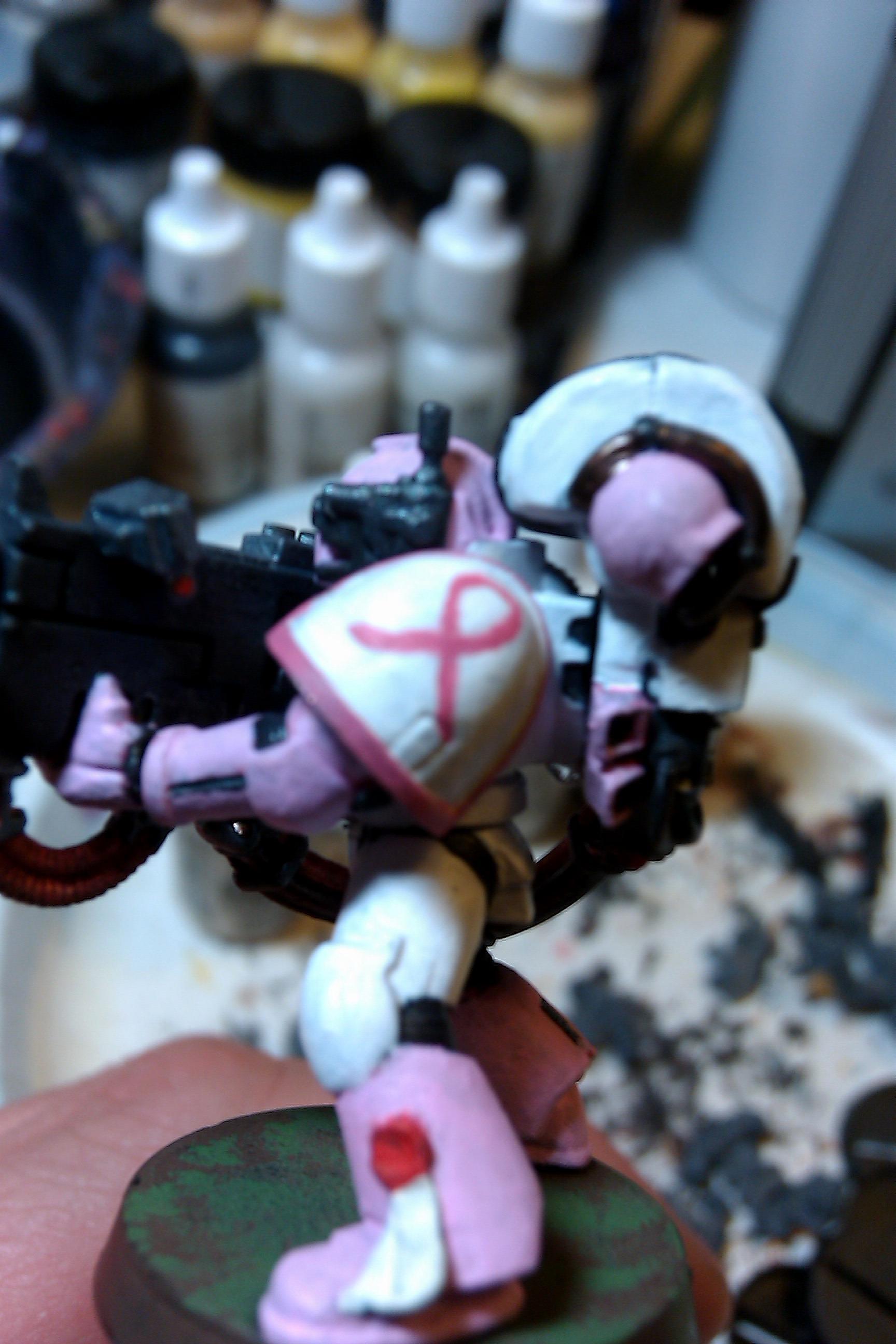 2nd Base, Breast Cancer, Multimelta, Pink, Second Base
