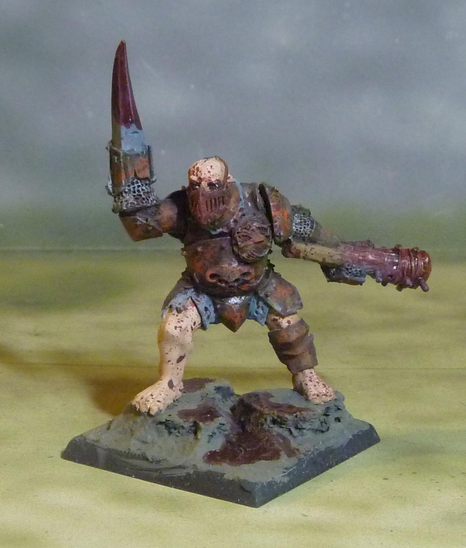 Mordheim Pit Fighter