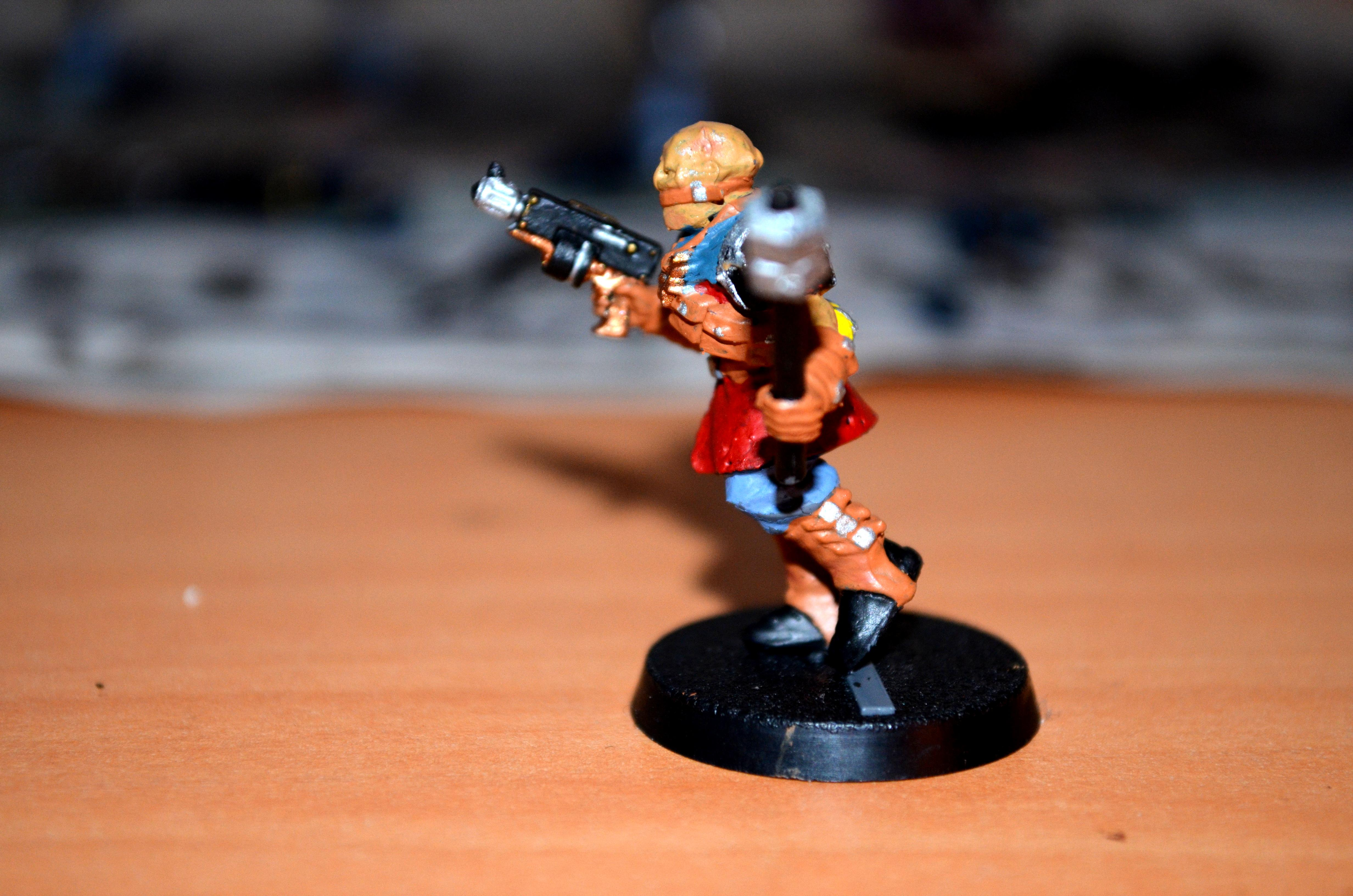 Chaos, Close Combat, Cultist, Noob, Painting