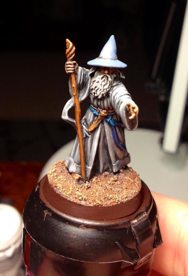 Gandalf The Grey, Hobbit