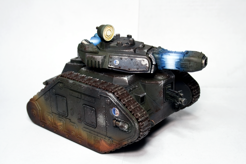 Executioner, Imperial Guard, Leman Russ, Tank