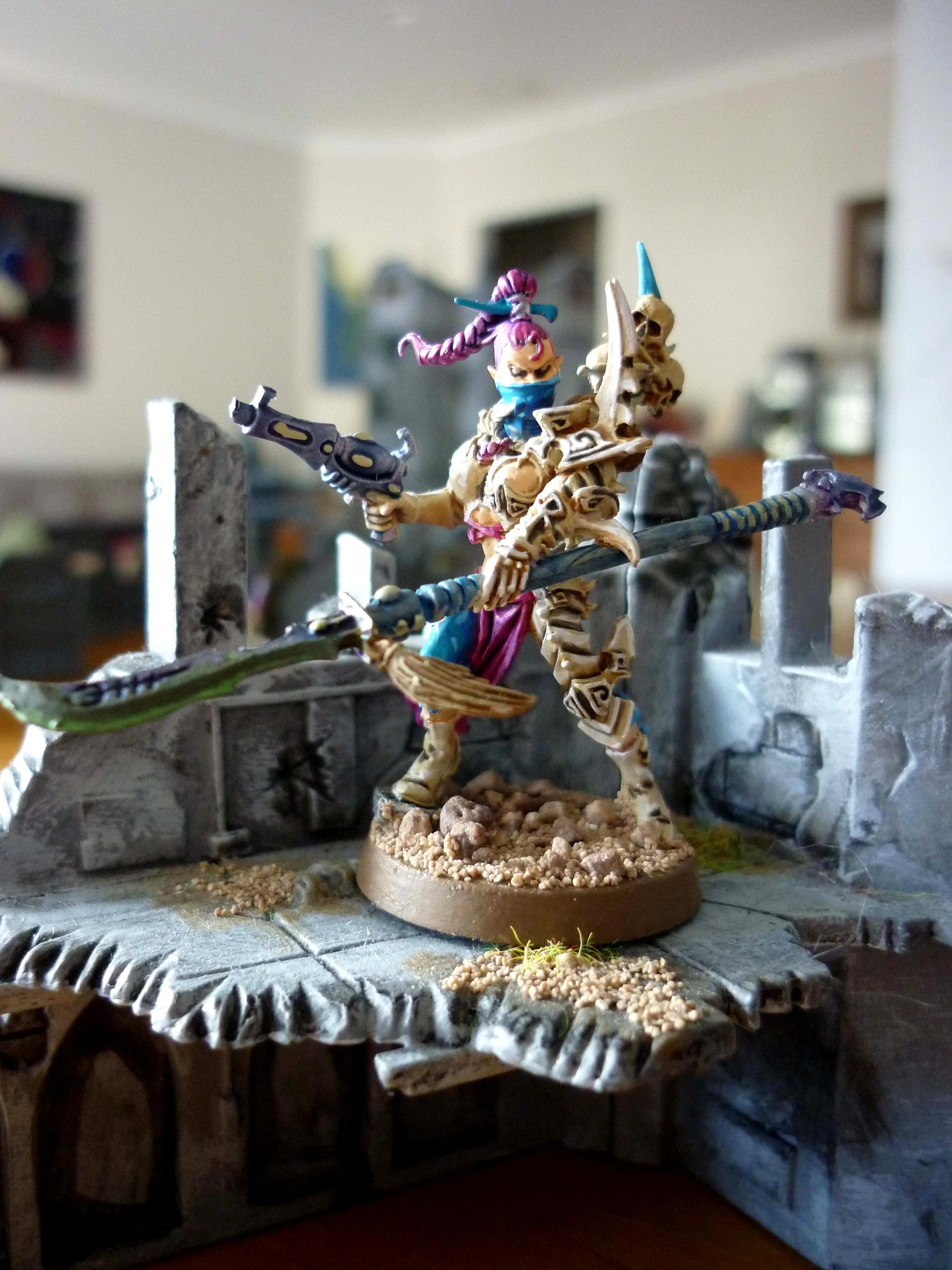 Dark Eldar, Headquarters, Succubus